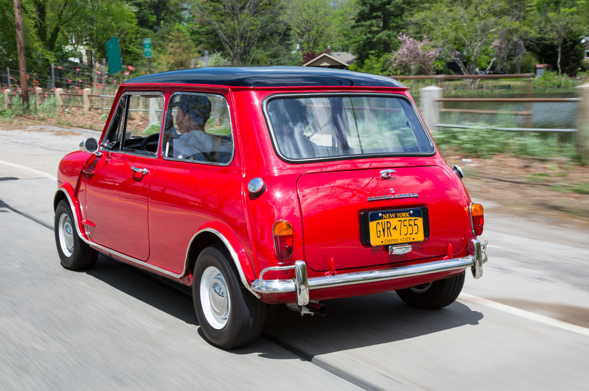 Collectible Classic: 1967-1971 BMC Mini Cooper S