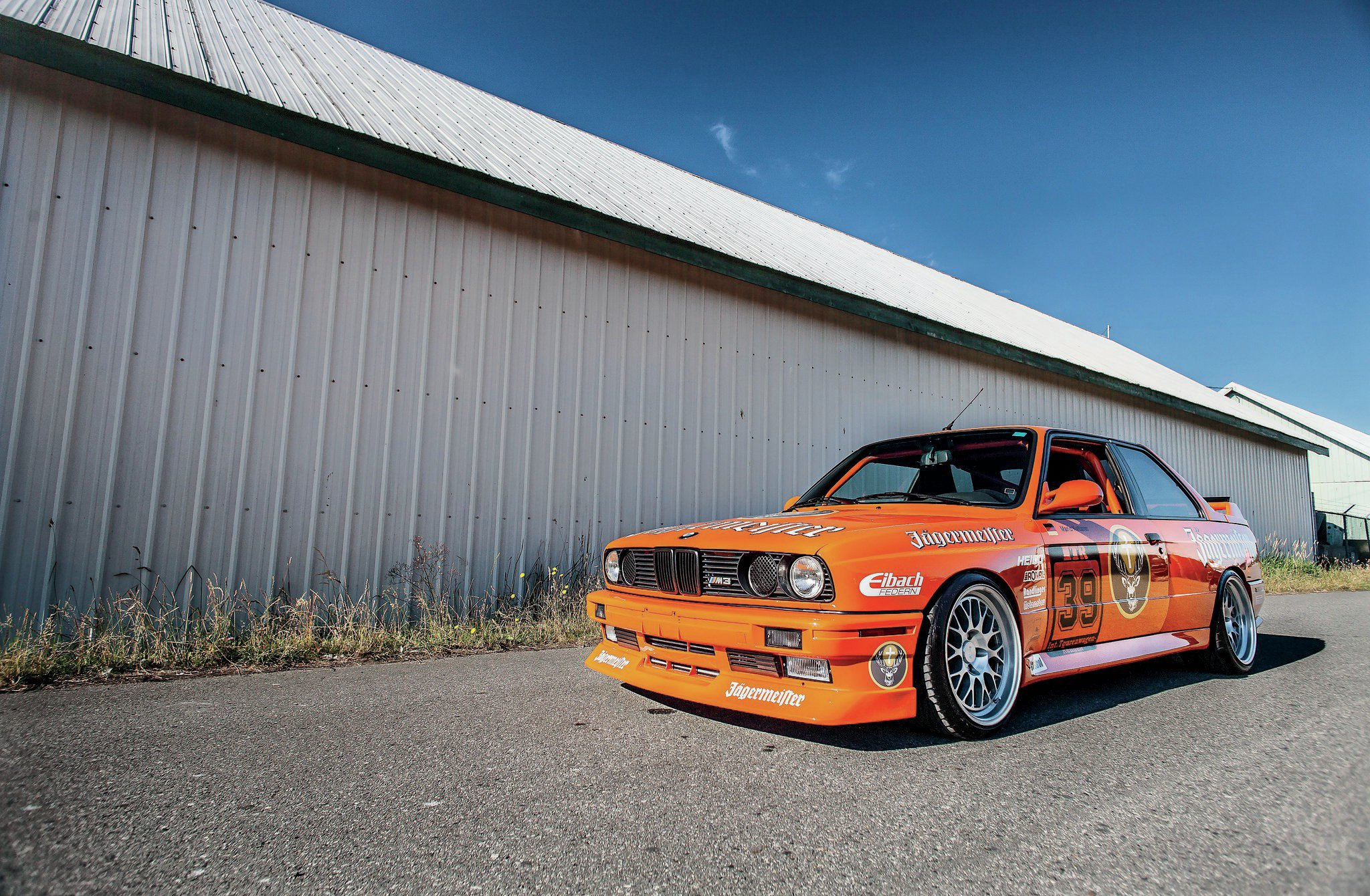 Turning A 1988 Bmw E30 M3 Into An Hommage To Dtm Racers Touring Wiring Diagram 5 22