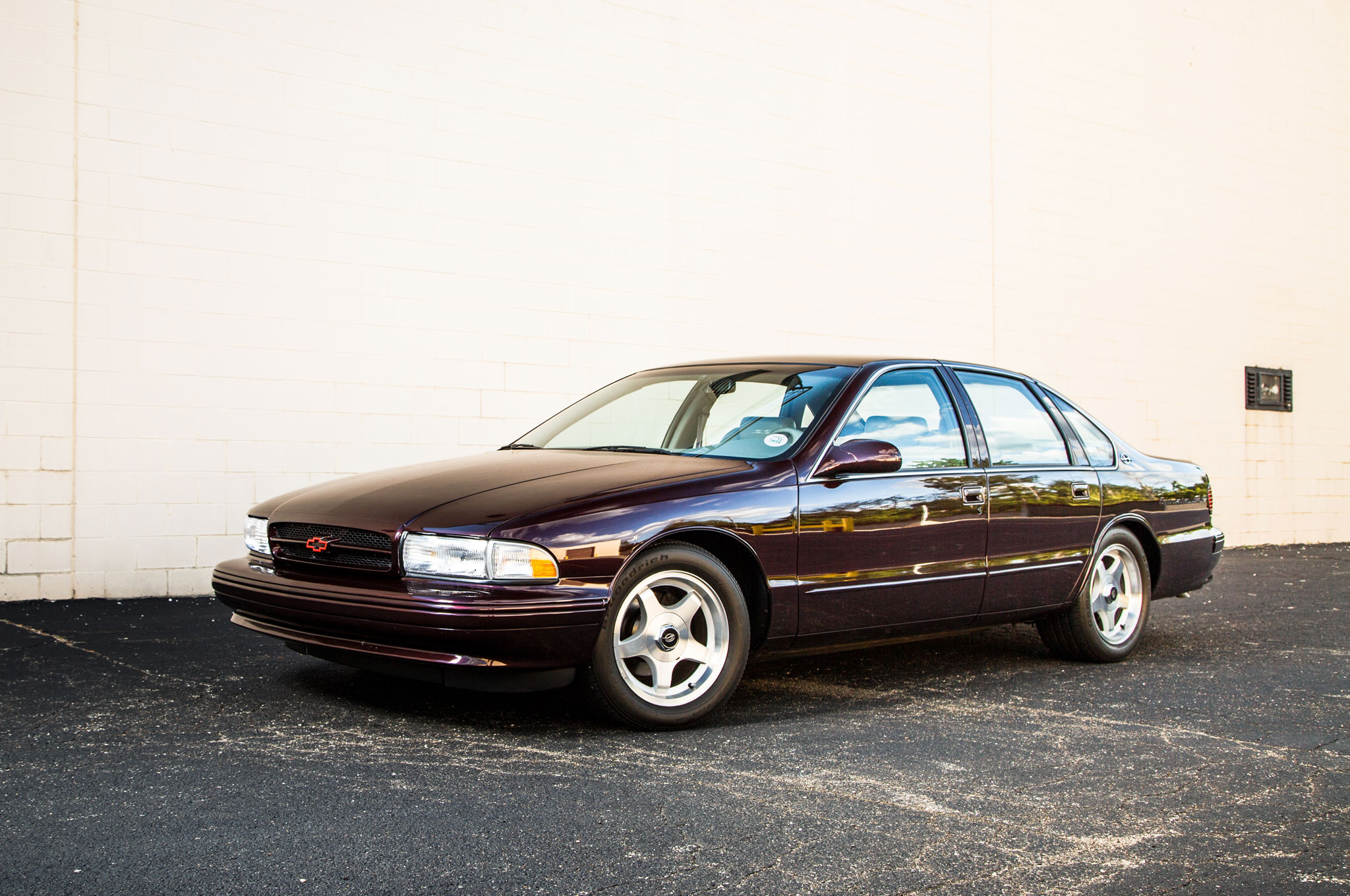 Collectible Classic: 1994-1996 Chevrolet Impala SS