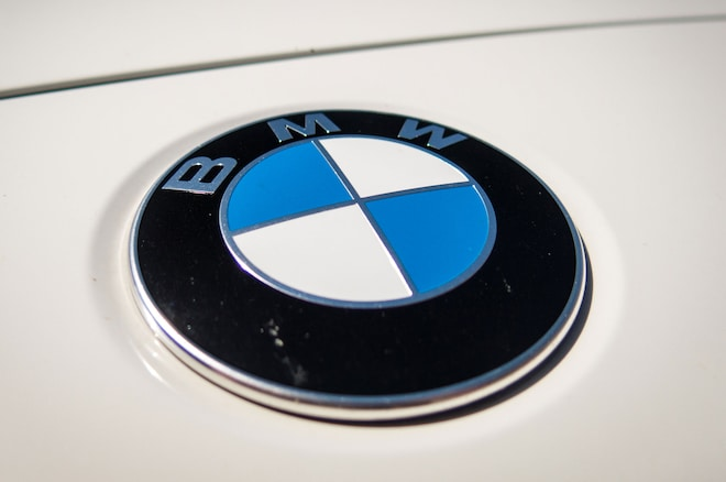 2014 BMW M235i Badge 02