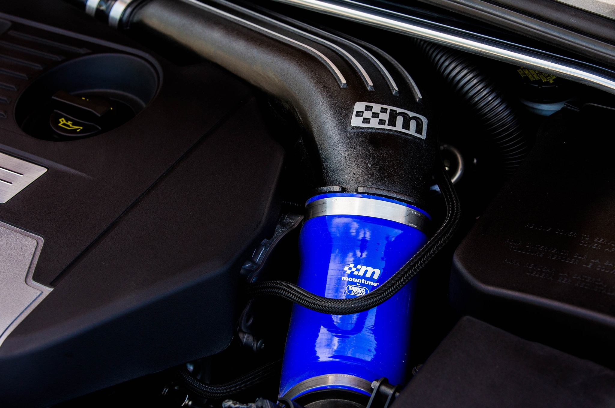 New Mountune Ford Focus ST Factory Upgrade Kit Adds 23 HP