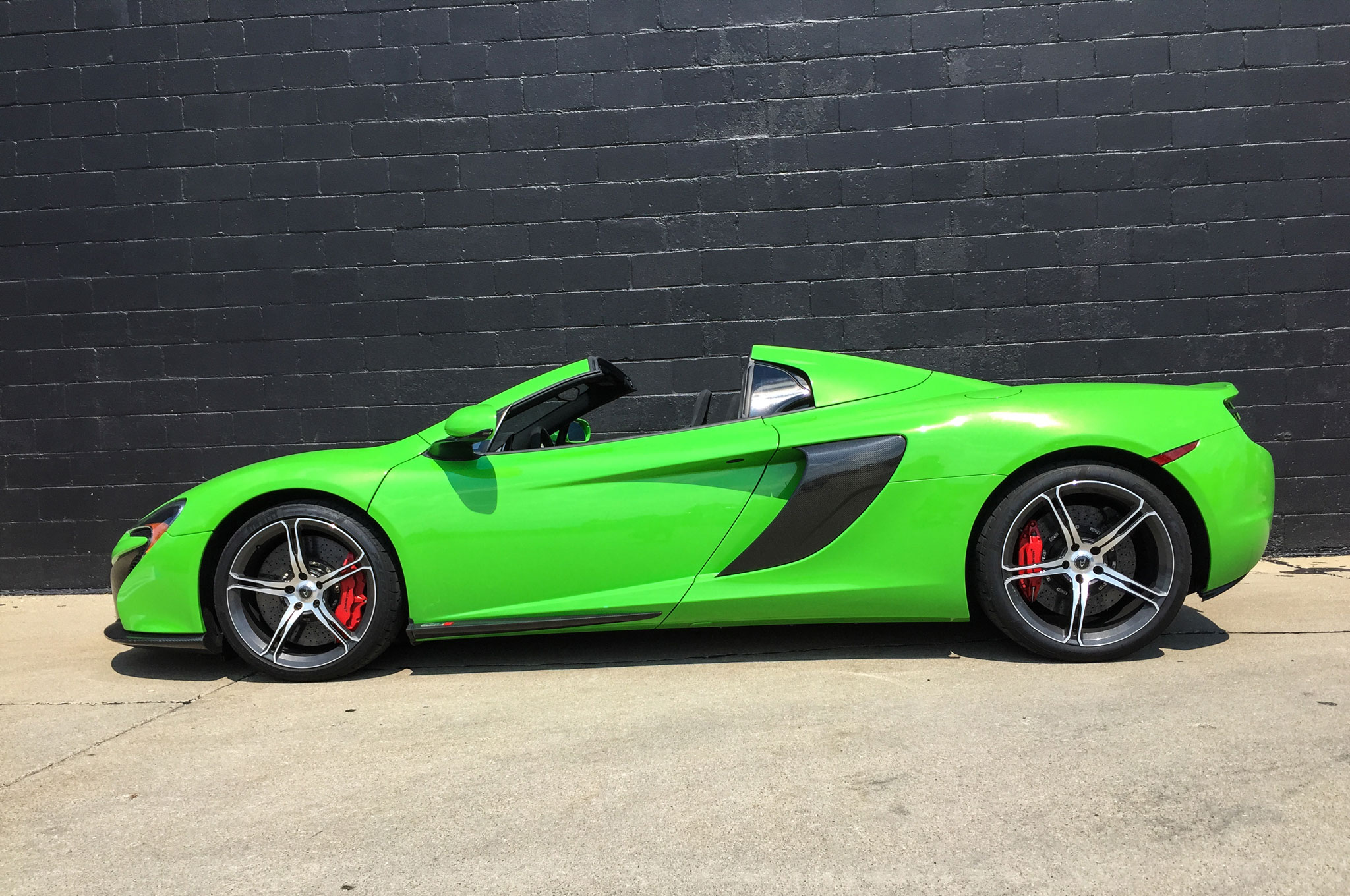 10 Things To Know About Driving A 2015 McLaren 650S Spider