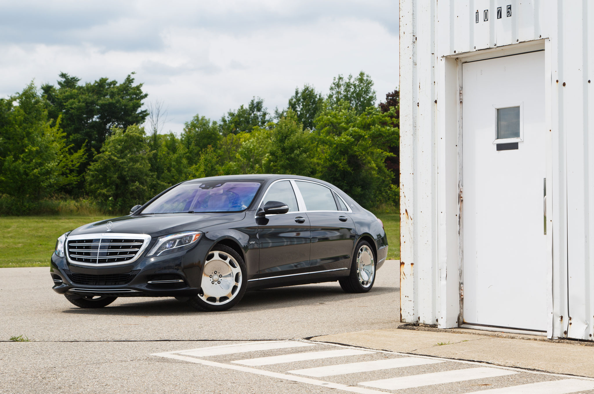 2015 Mercedes Maybach S600 Lead
