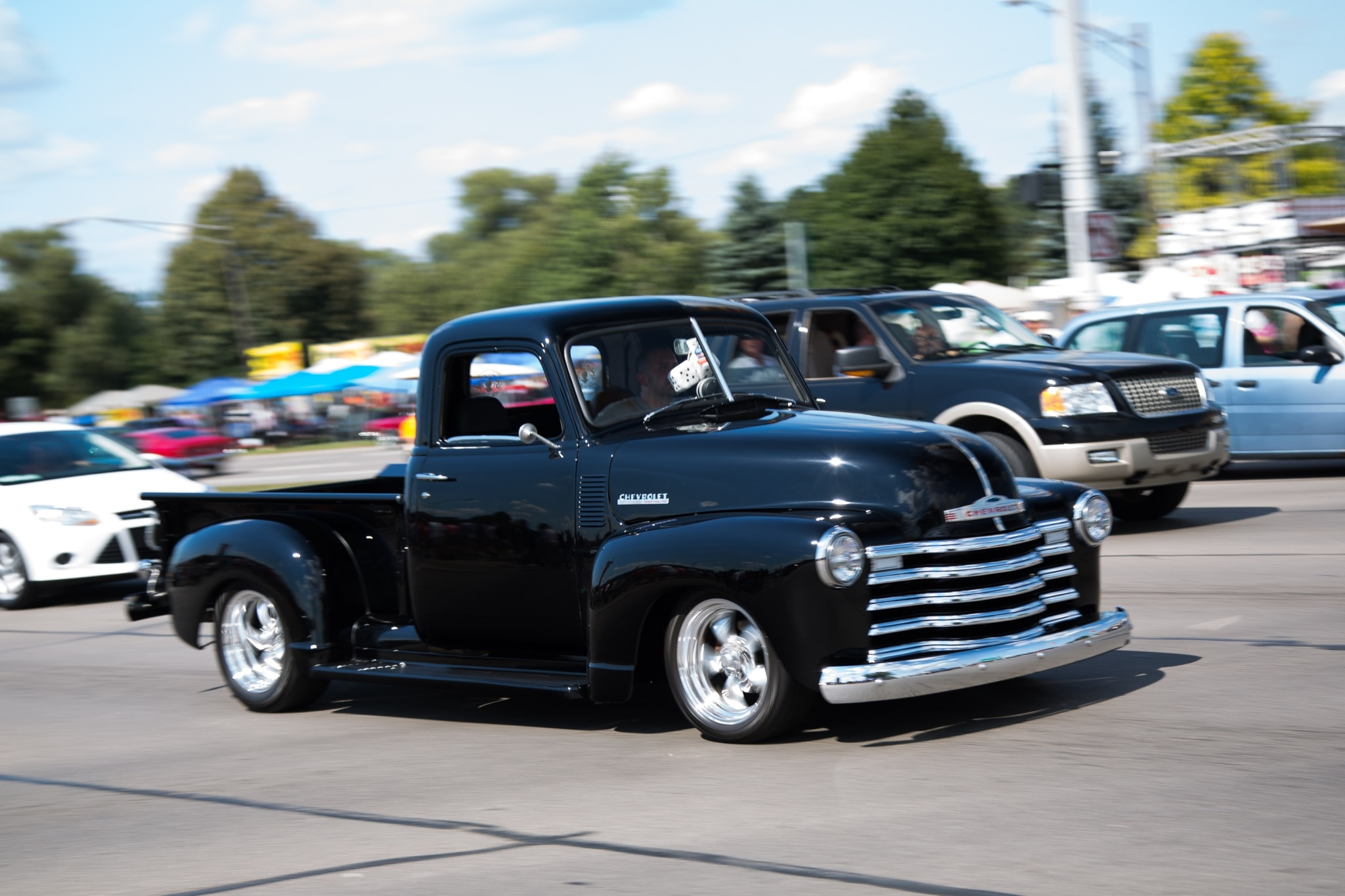 Our Favorite Cars And Moments From The 2015 Woodward Dream Cruise