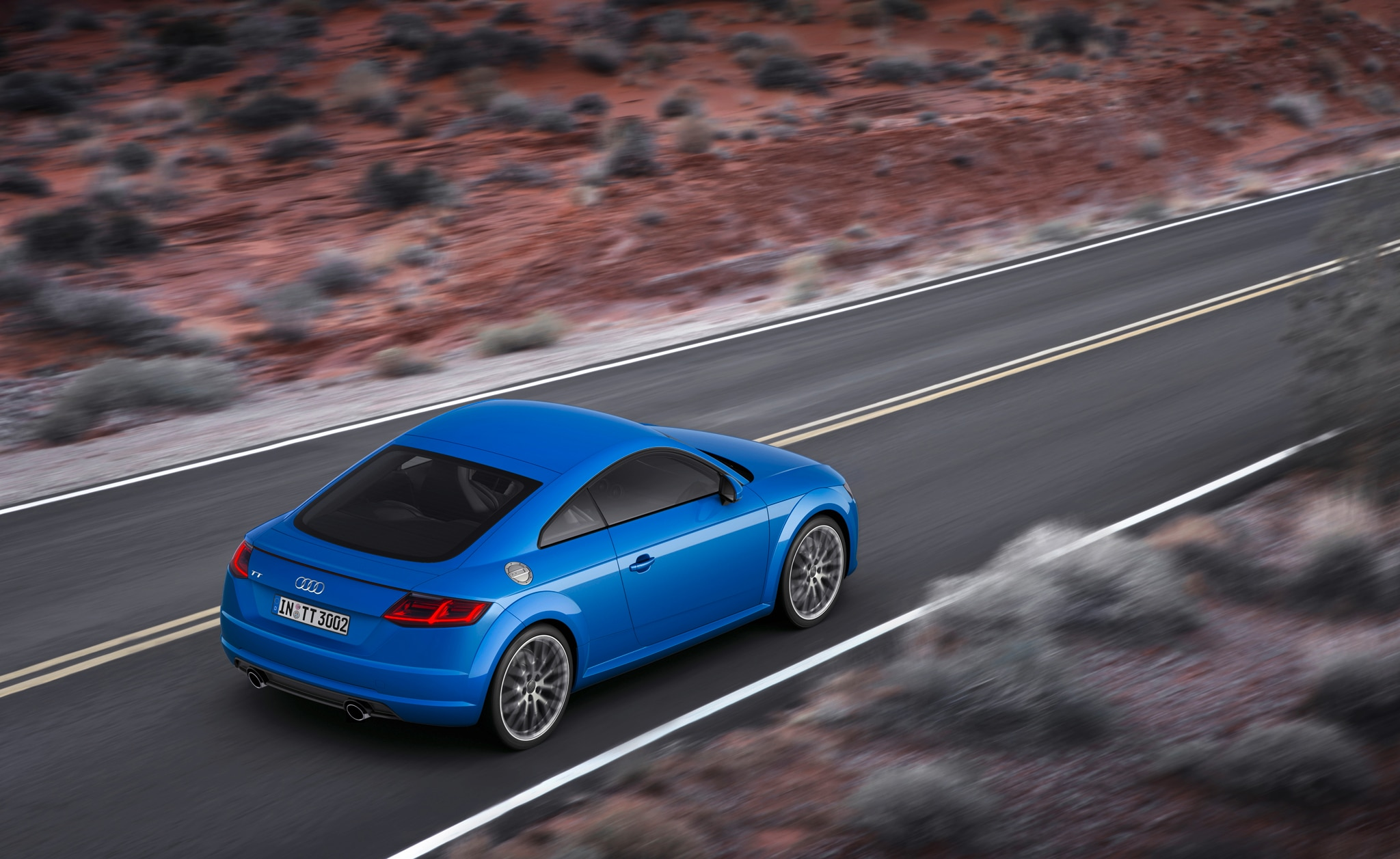 2016 Audi TT Coupe U S -Spec Review