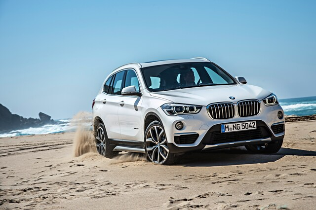 best service c9a71 84207 BMWs smallest SUV moves from the rear-wheel-drive 3 Series architecture to  a ...