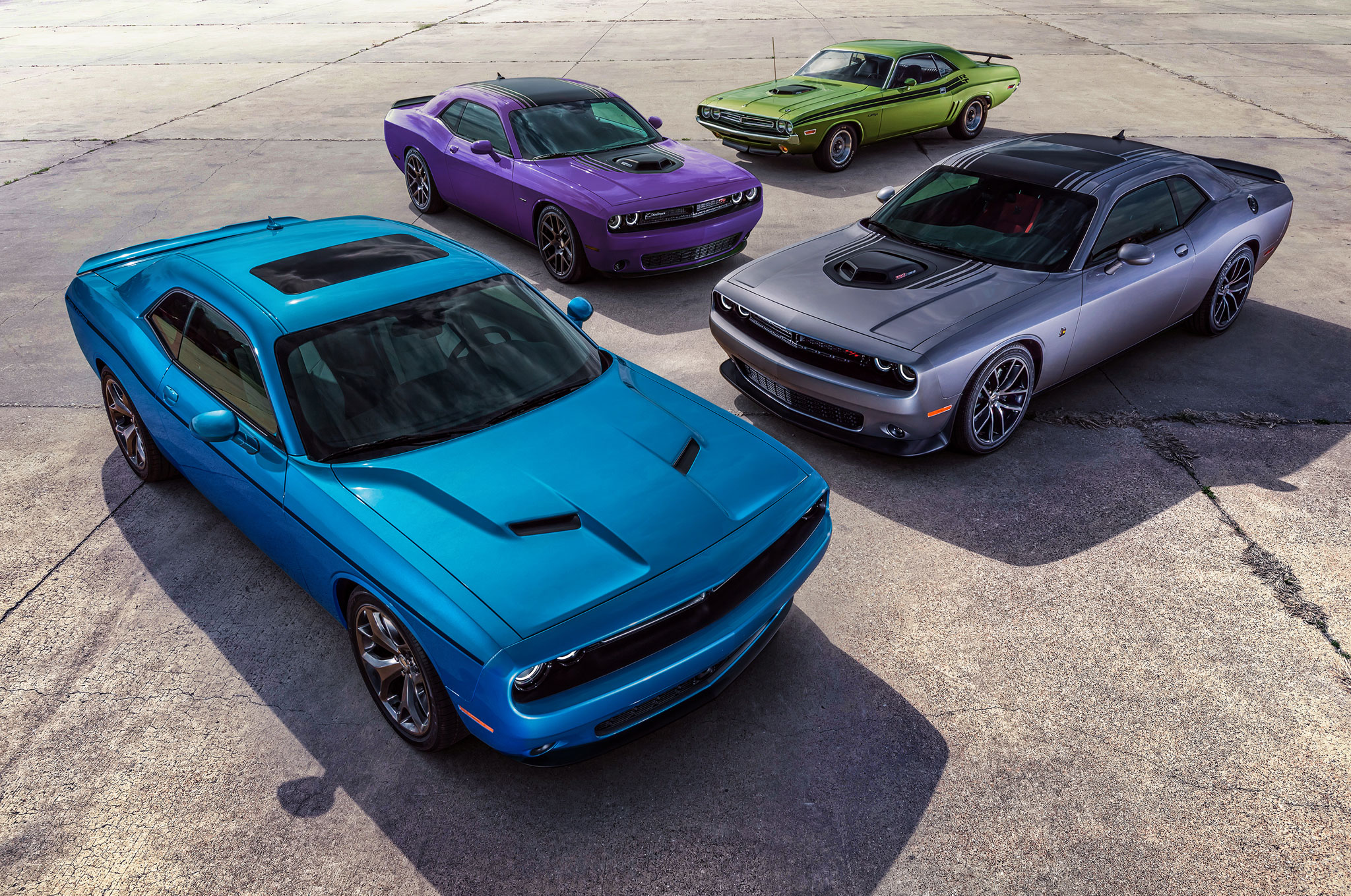2016 Dodge Charger, Challenger Add