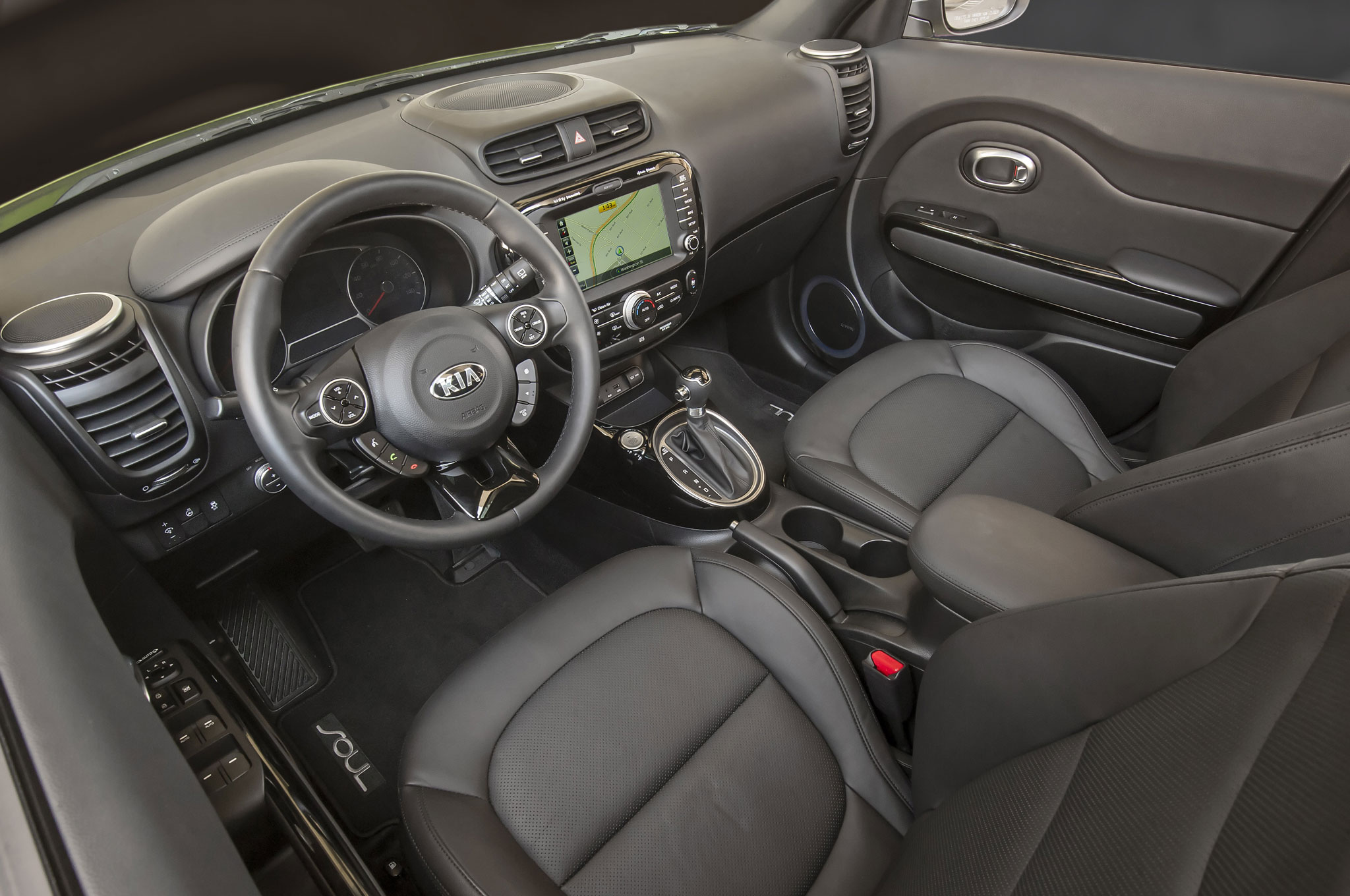 Black Kia Soul >> 2016 Kia Soul Adds New Standard Features, Updated Packages