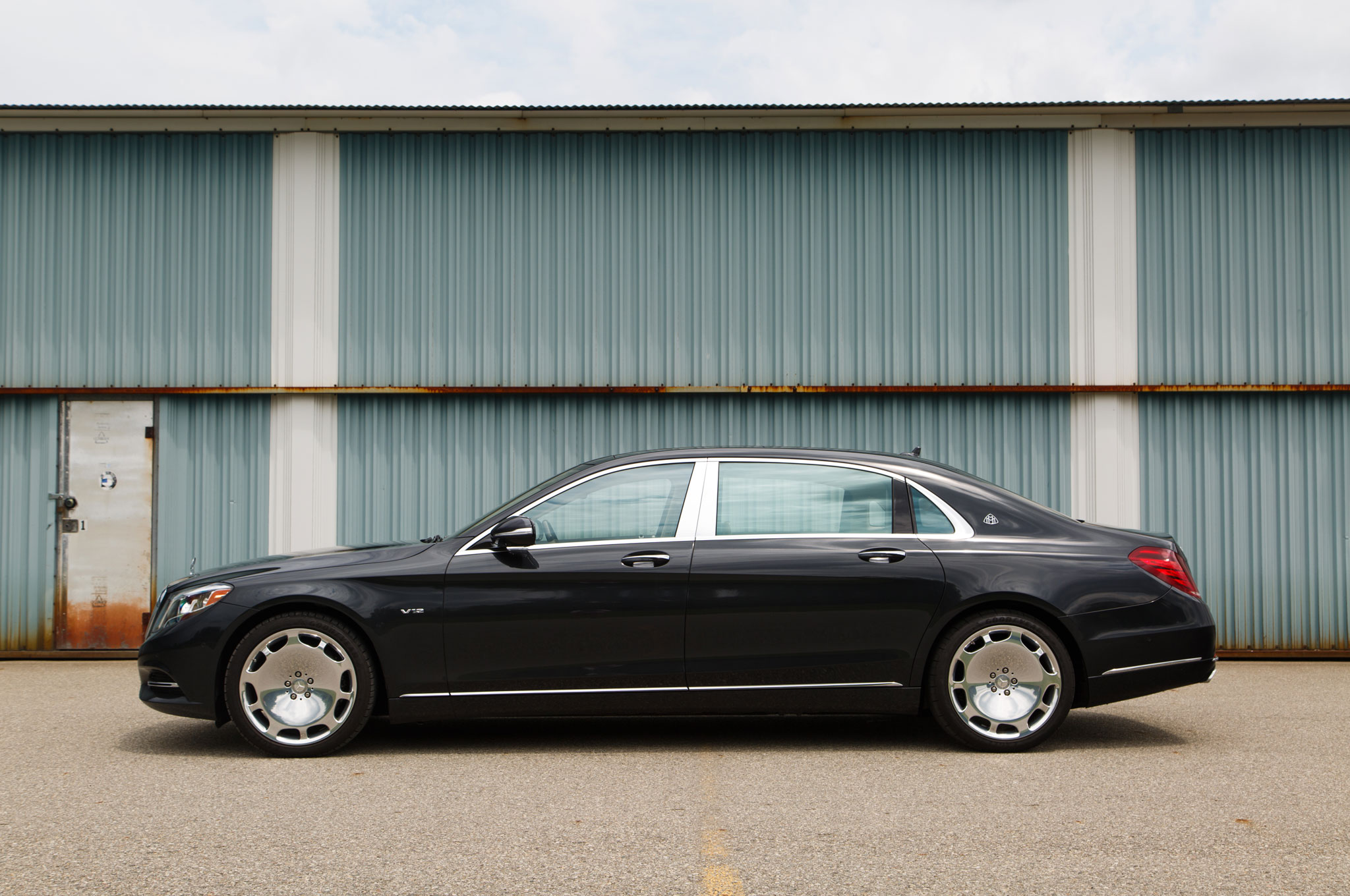 2016 Mercedes Maybach S600 Specifications