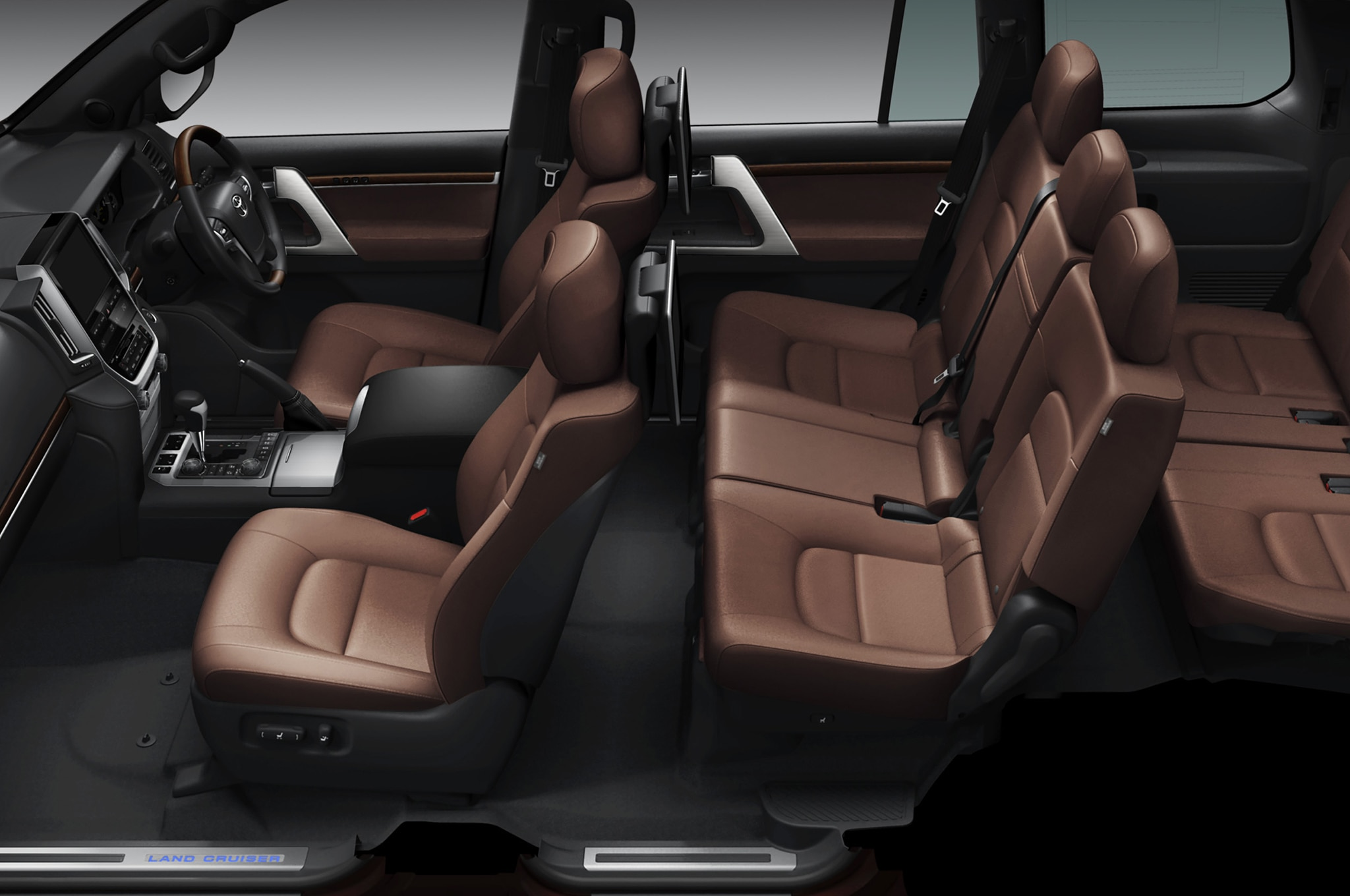 Refreshed Toyota Land Cruiser Debuts In Japan