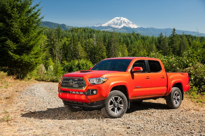 2016 Toyota Tacoma Review - MotorTrend