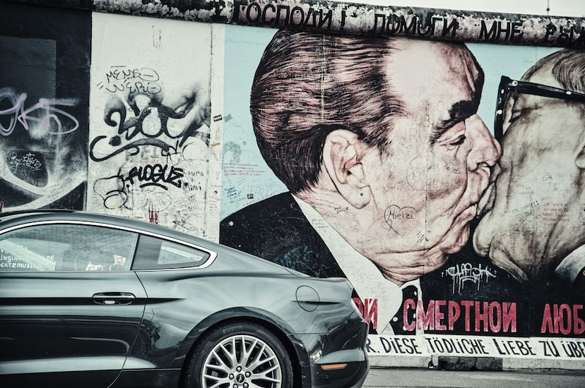 Tracing What's Left of a Divided Germany in the 2015 Ford