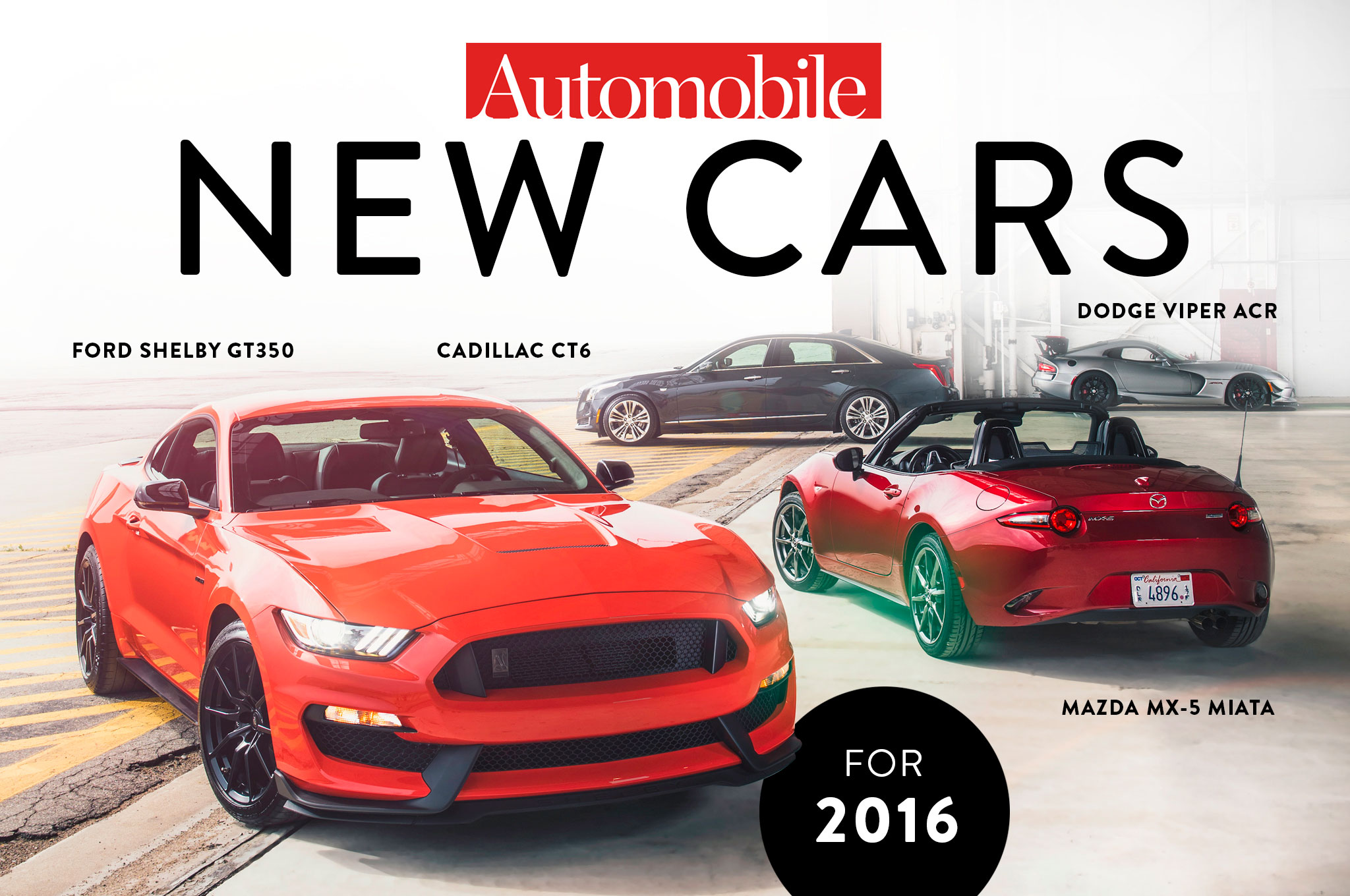 The 83 Hottest New Cars And Trucks For 2016 Automobile