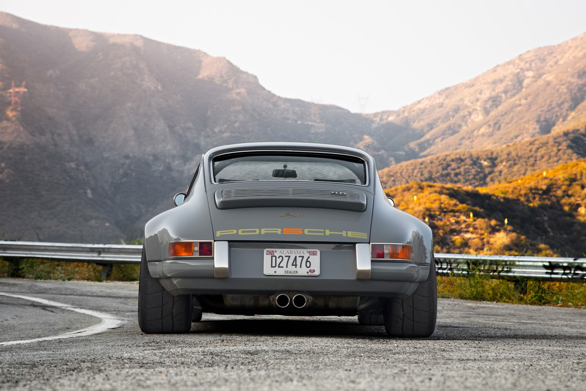 Driving The 1990 Porsche 911 Reimagined By Singer Vehicle
