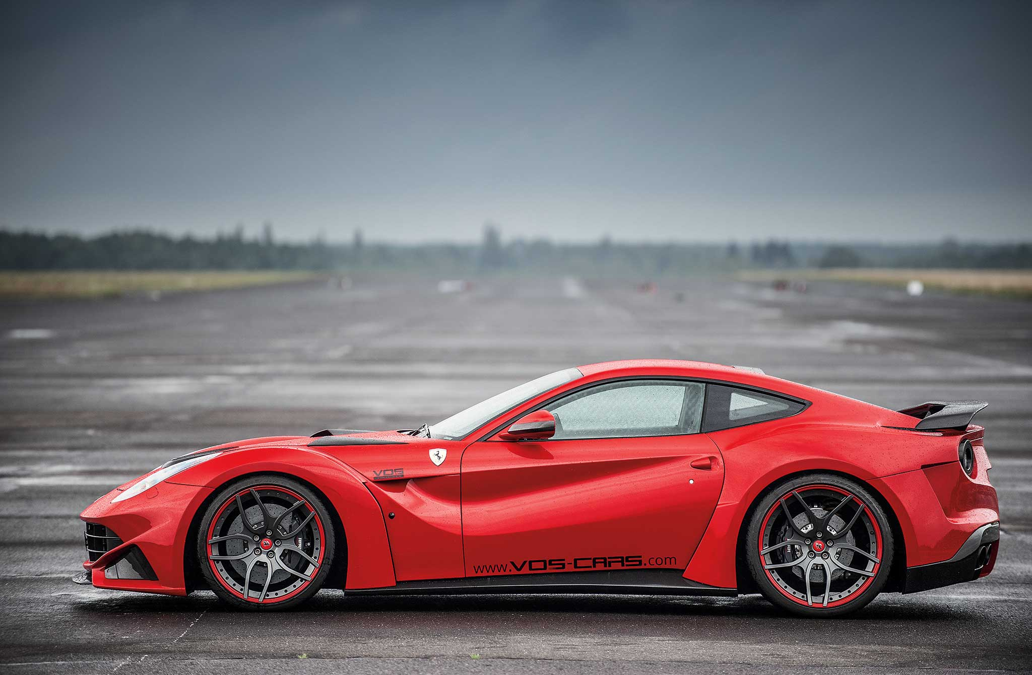 Novitec Builds A 774 Hp Ferrari F12 Berlinetta