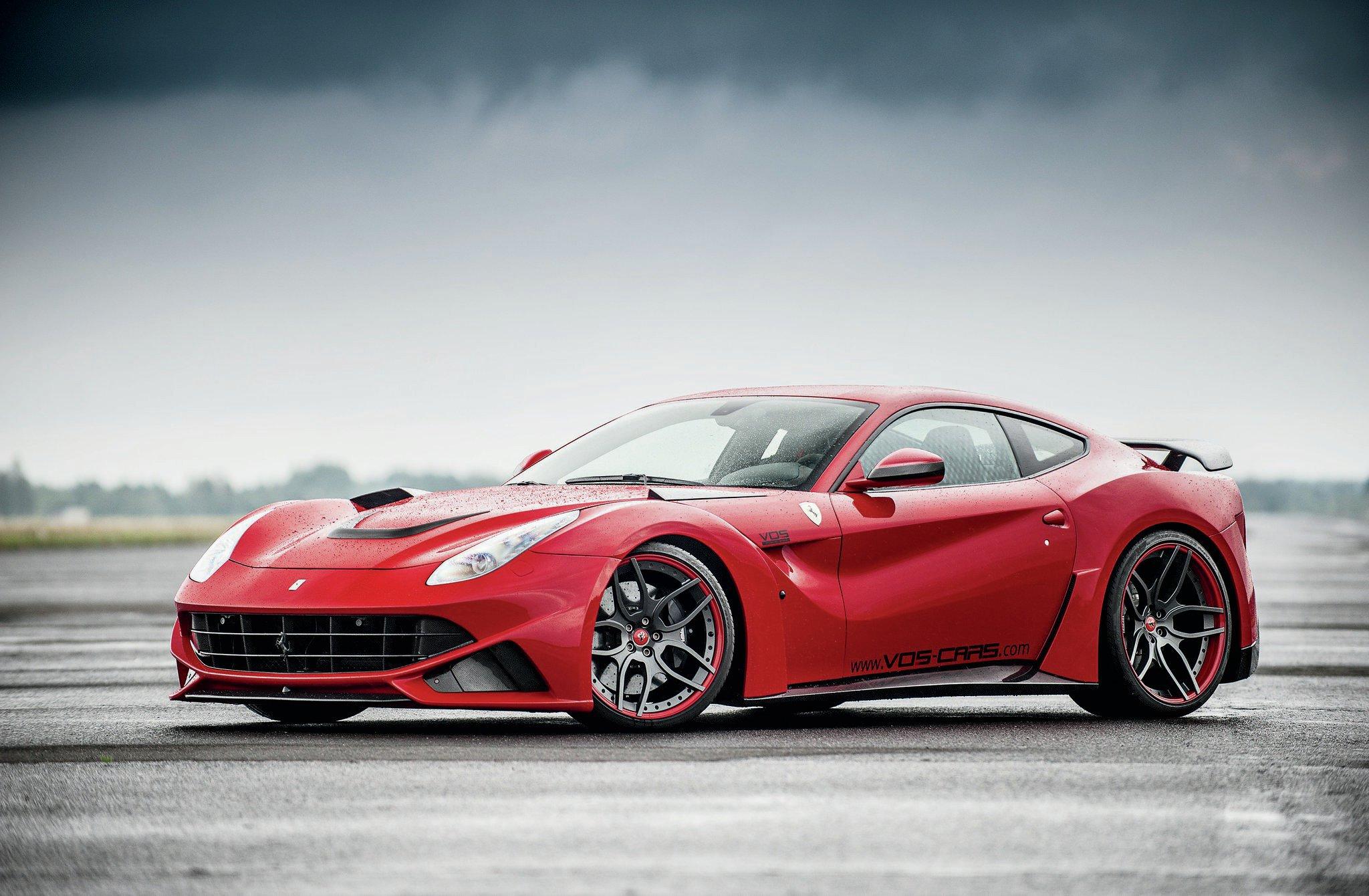 Novitec Builds A 774 Hp Ferrari F12 Berlinetta Photo Gallery