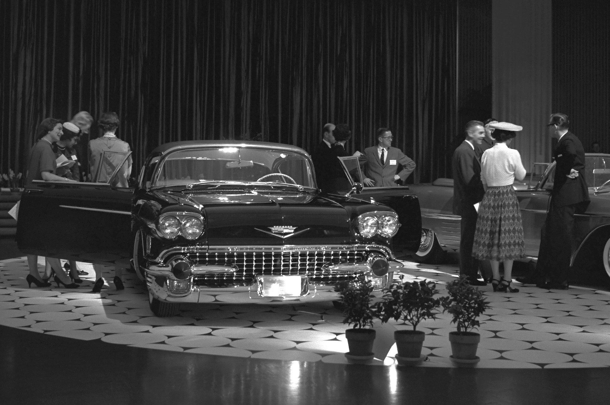 Damsels Of Design Harley Earl S Designing Women