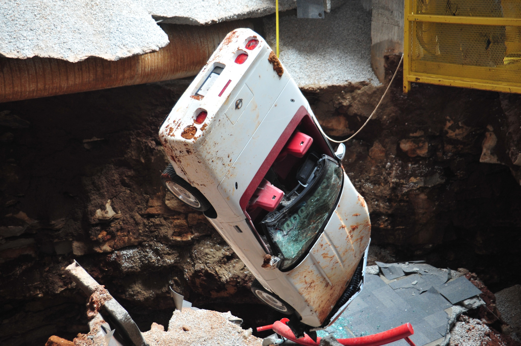 GM Finishes Restoration of 1992 Chevrolet Corvette Damaged ...
