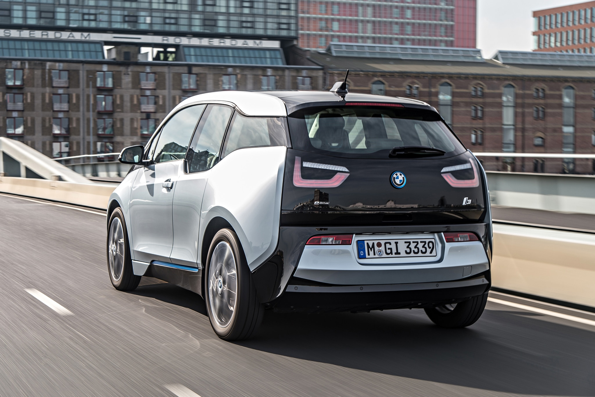 BMW I3 Trunk Space YouTube