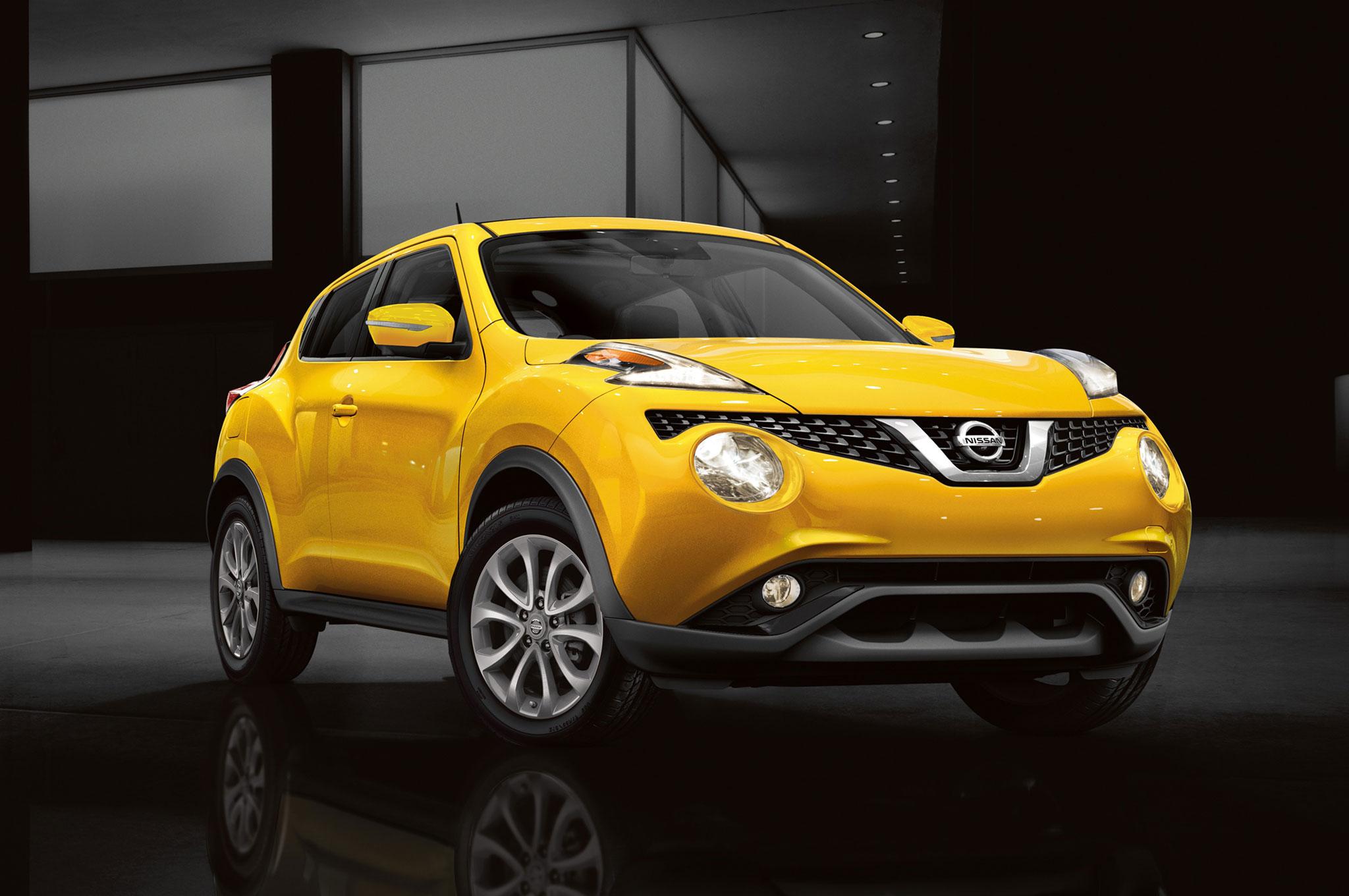 Next-Generation Nissan Juke Confirmed, Uses New Platform