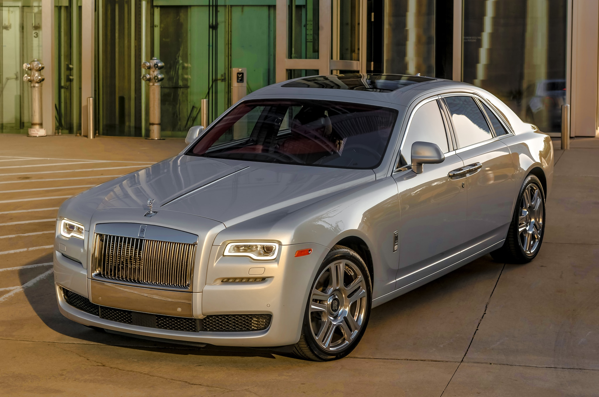 Next Rolls-Royce Phantom to Slim Down Thanks to Aluminum ...
