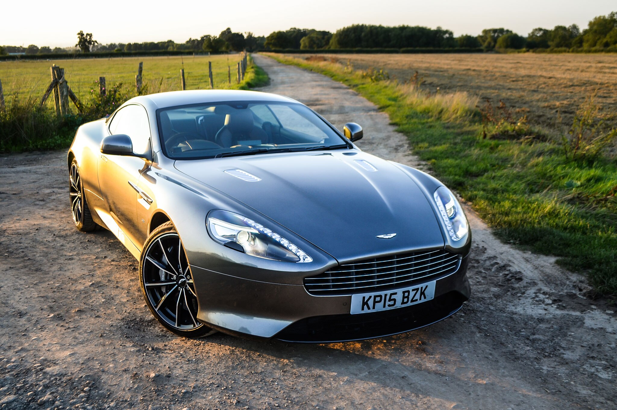 2016 Aston Martin Db9 Gt Review