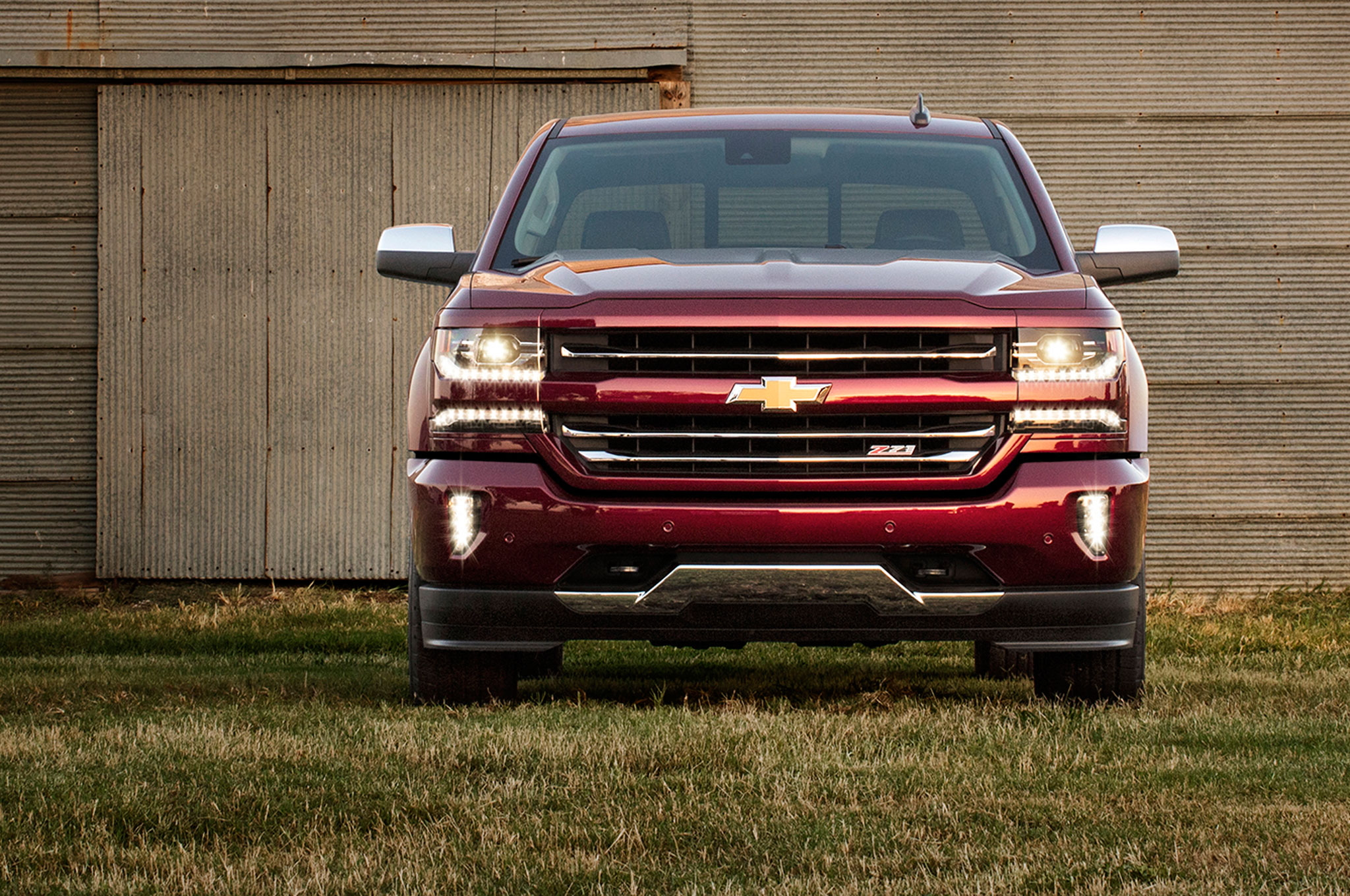 2016 Chevrolet Silverado Offers 8-Speed Automatic with 5.3 ...