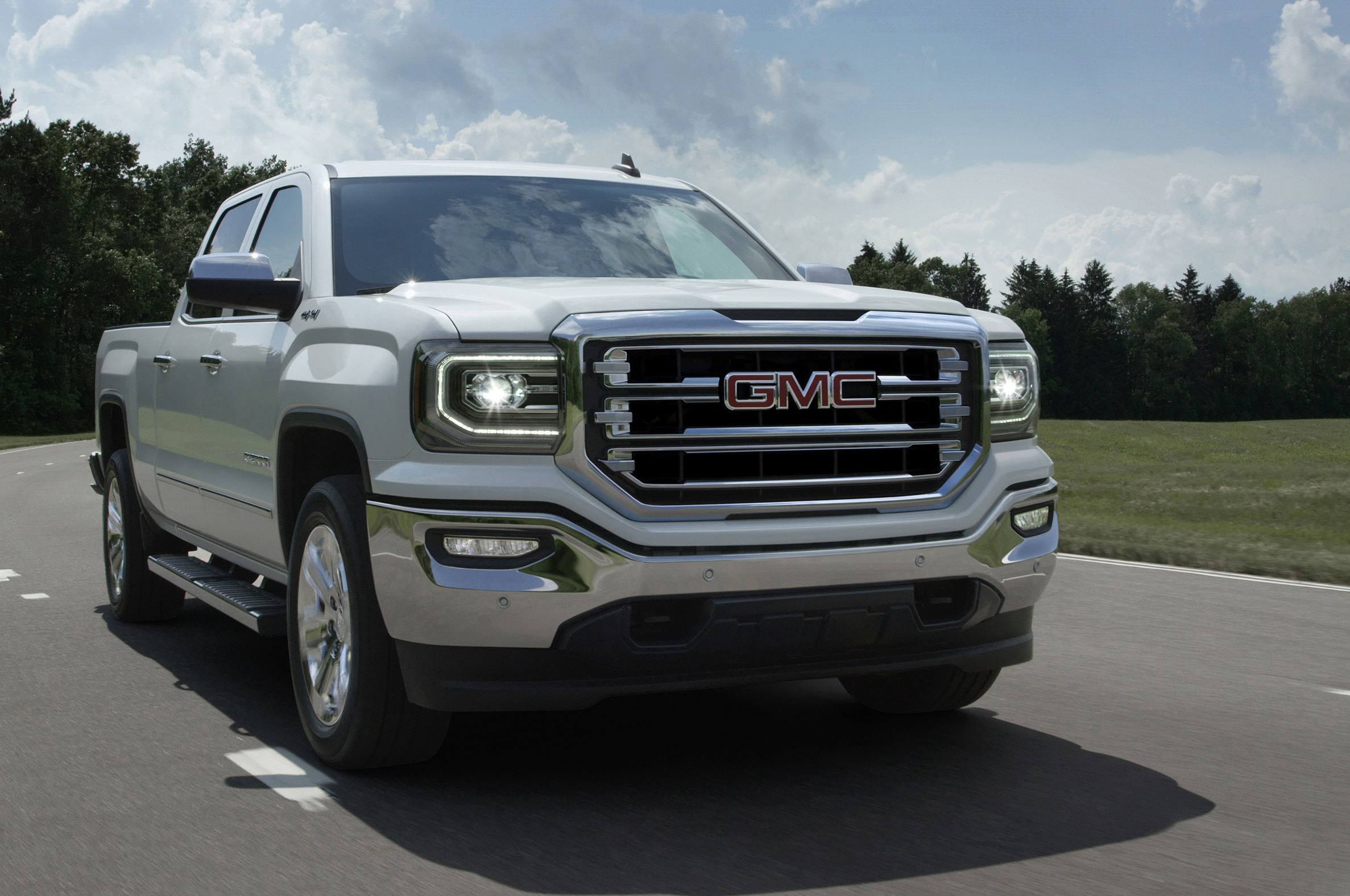 Updated 2016 GMC Sierra Elevation Edition Revealed in Texas