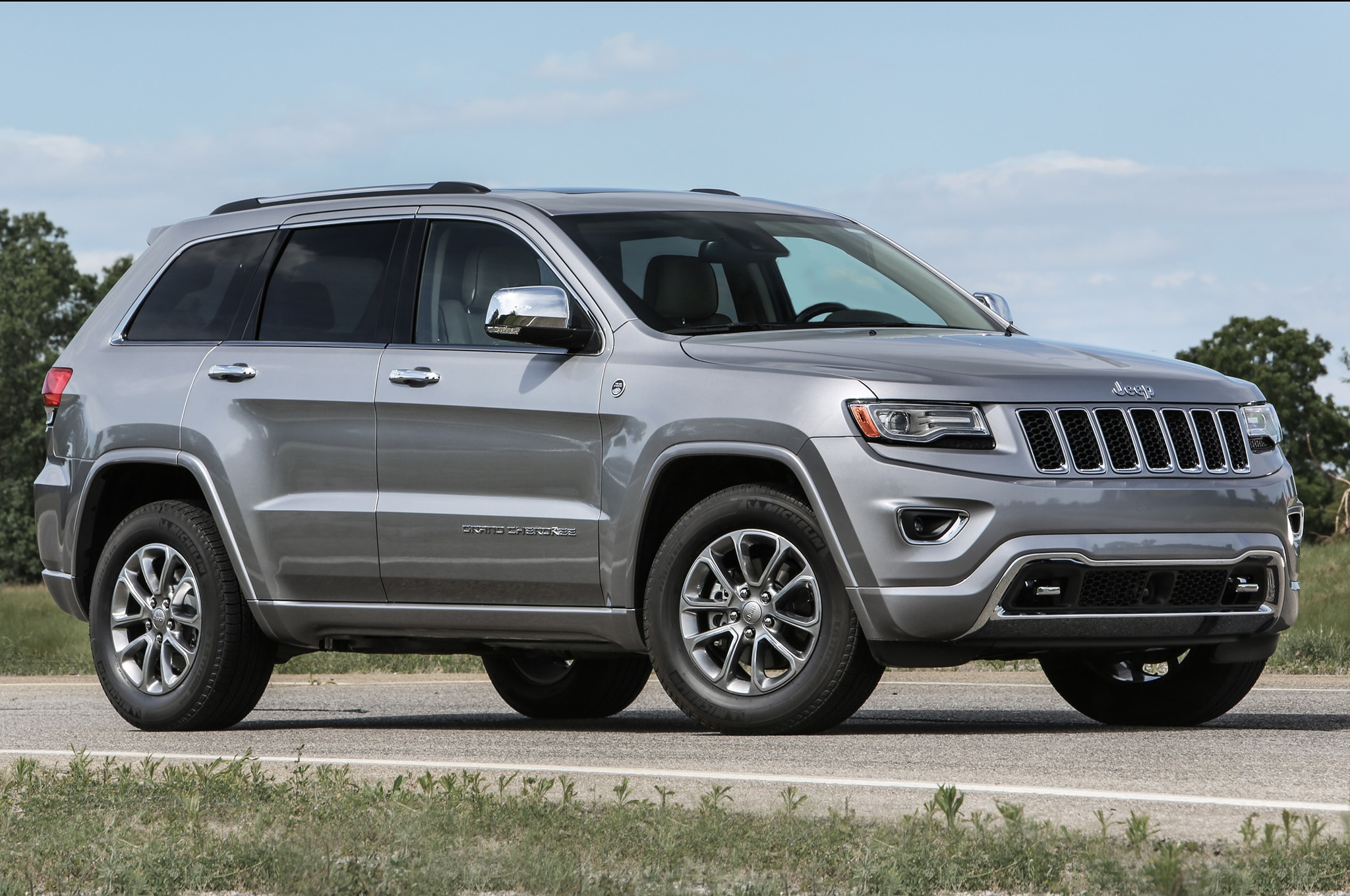 On All 2016 Jeep Grand Cherokee