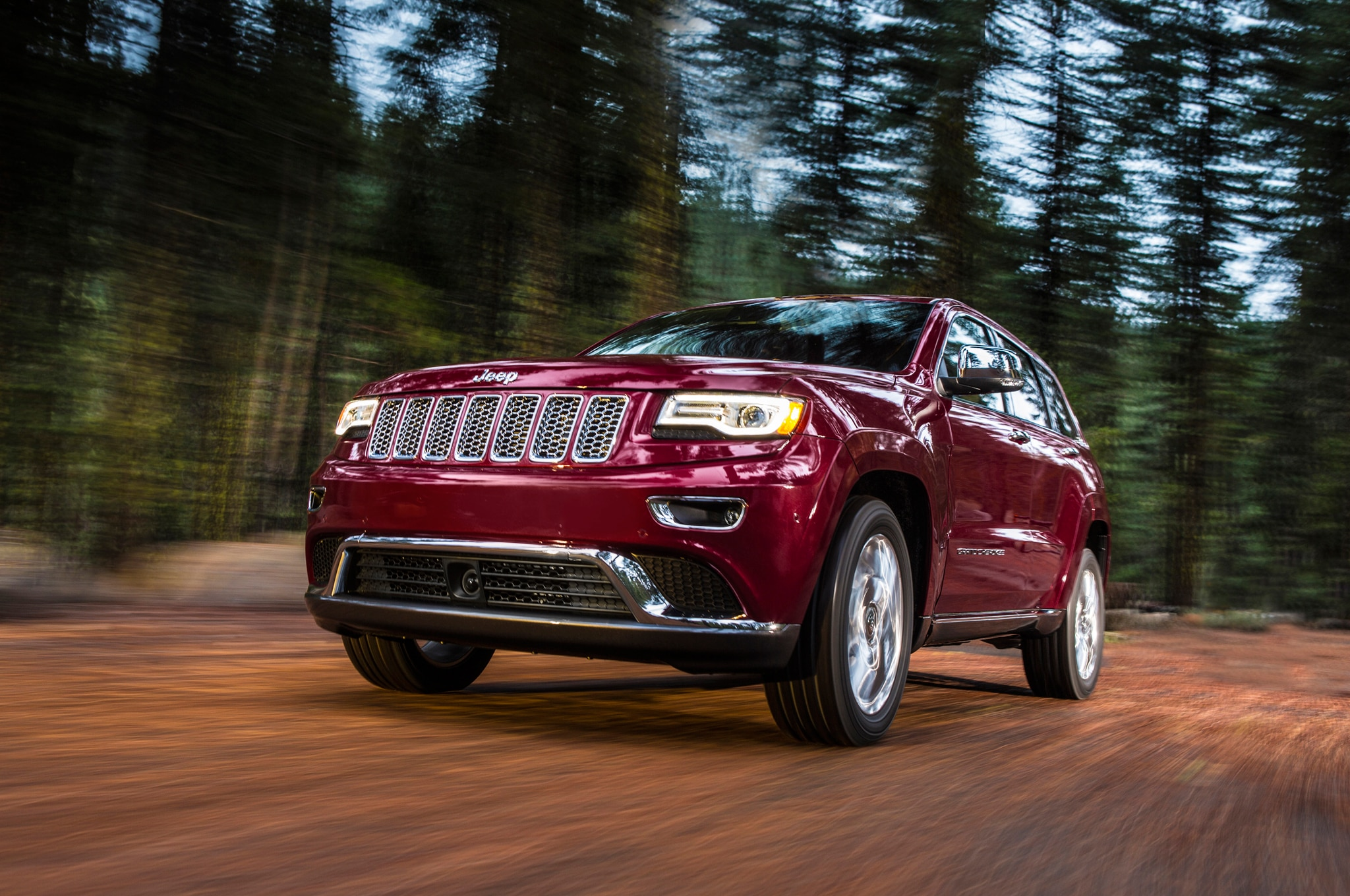 2015 Jeep Cherokee For Sale >> 2016 Jeep Grand Cherokee Summit EcoDiesel One Week Road Test and Review | Automobile Magazine