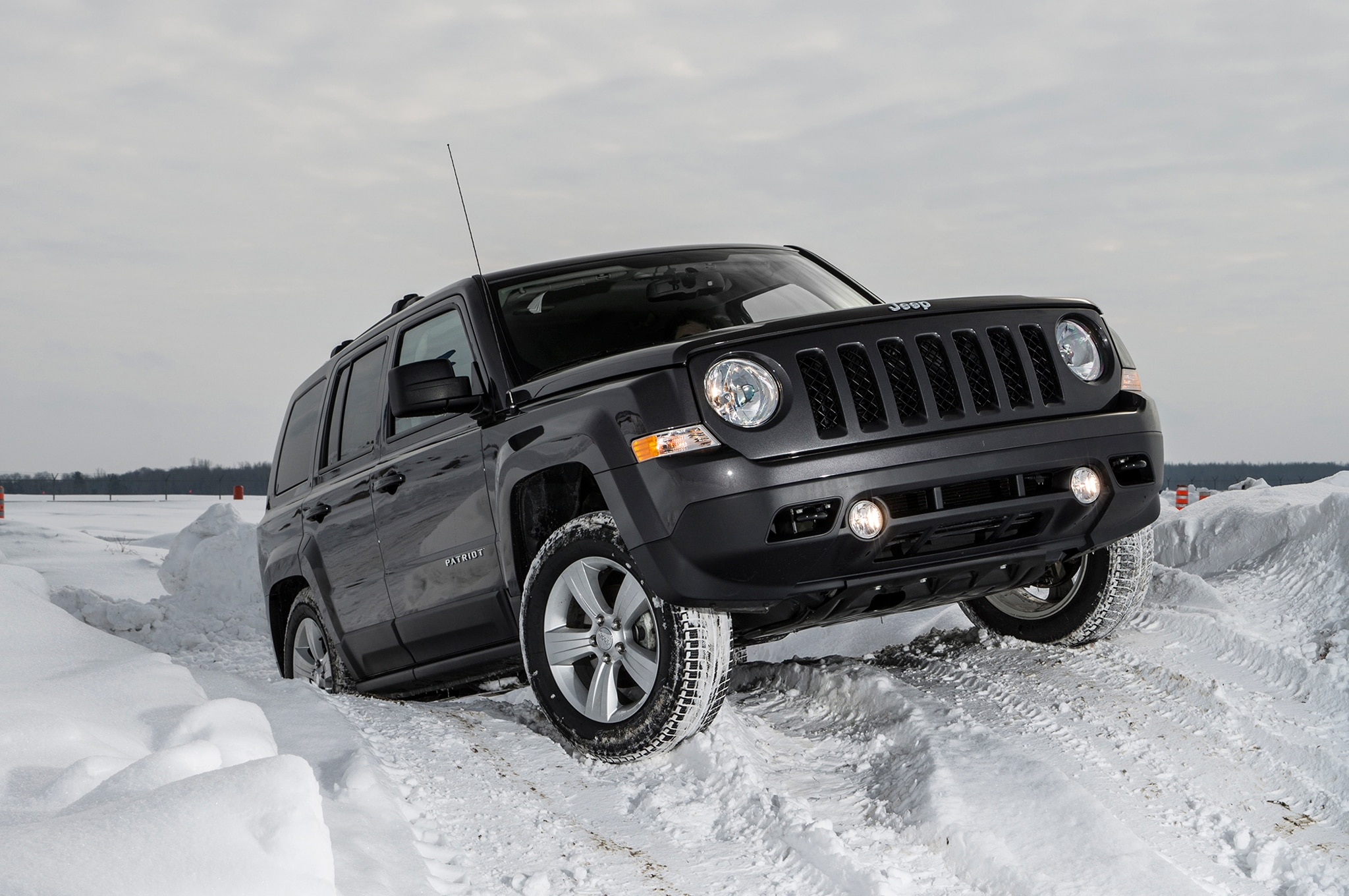 Jeep Renegade, Cherokee, Compass, and Patriot Updated for 2016