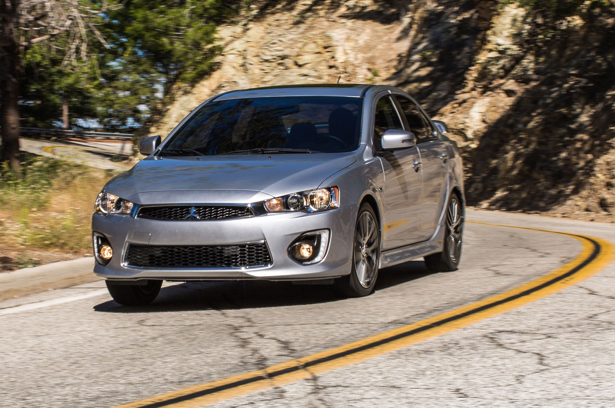 2016 Mitsubishi Lancer Gt With A Cvt Show More