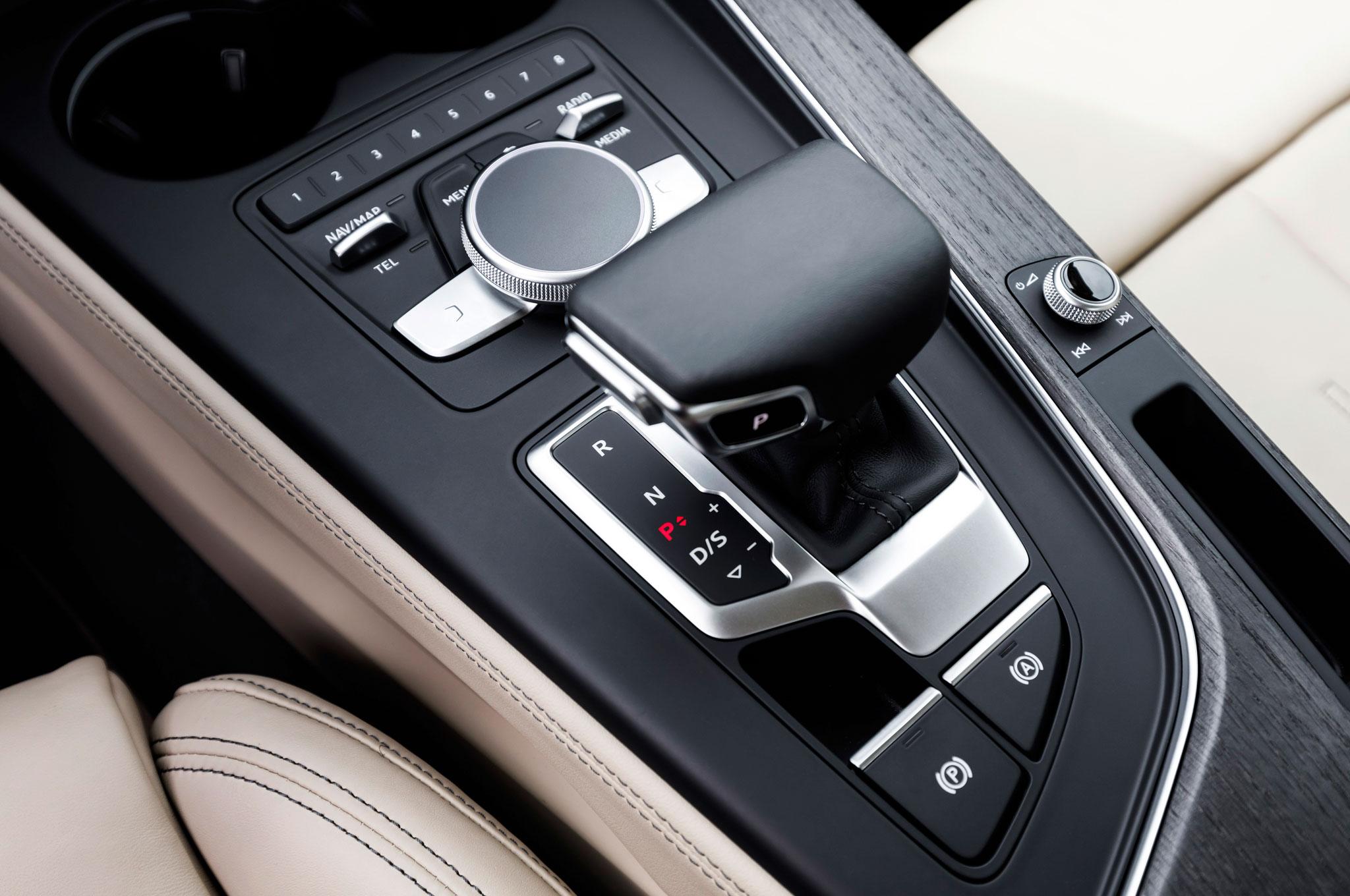The 2017 Audi A4