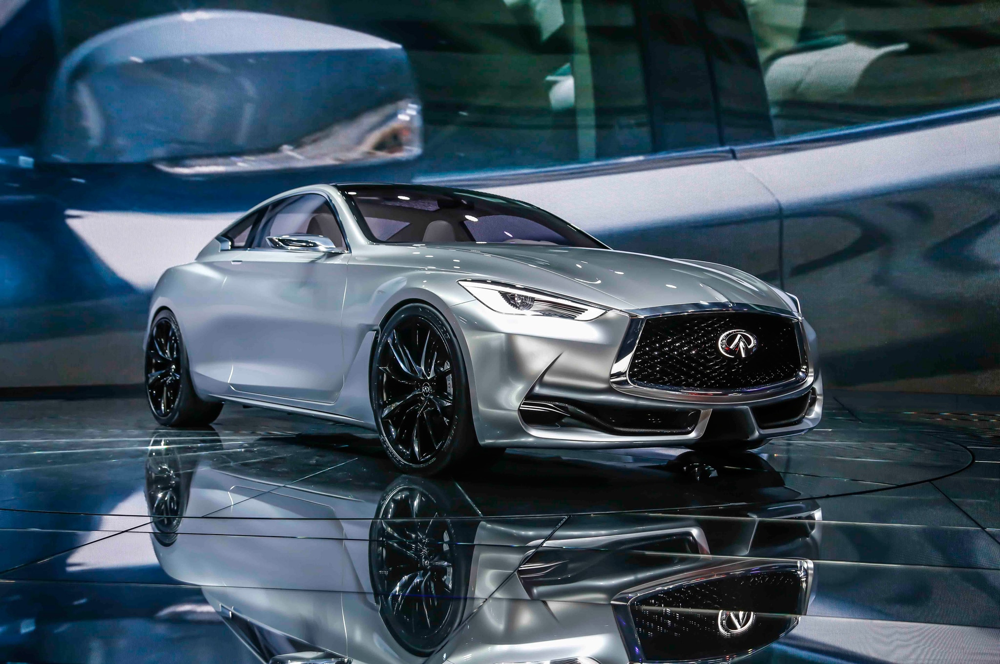 2015 Infiniti Q60 Convertible >> Infiniti Q60 Coupe to Debut at 2016 Detroit Auto Show