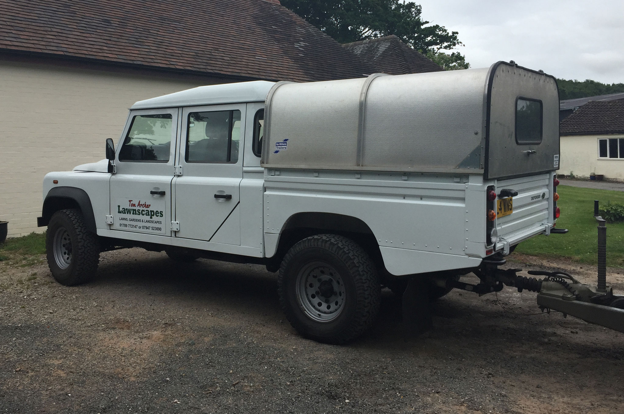 The Death of the Old School Land Rover