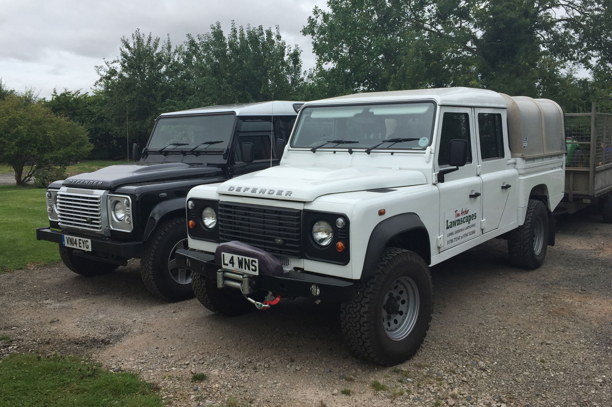 Who Owns Land Rover >> The Death of the Old-School Land Rover