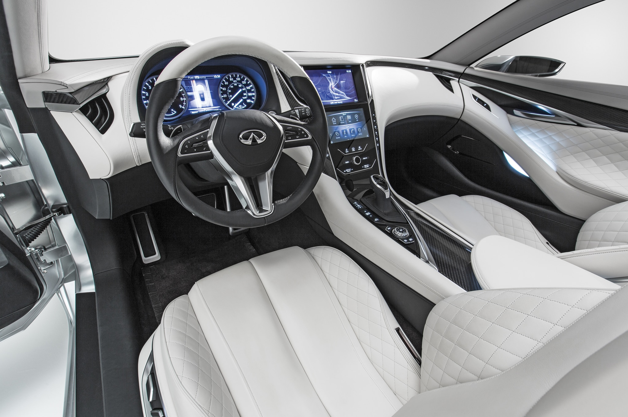 Infiniti Q60 Coupe to Debut at 2016 Detroit Auto Show