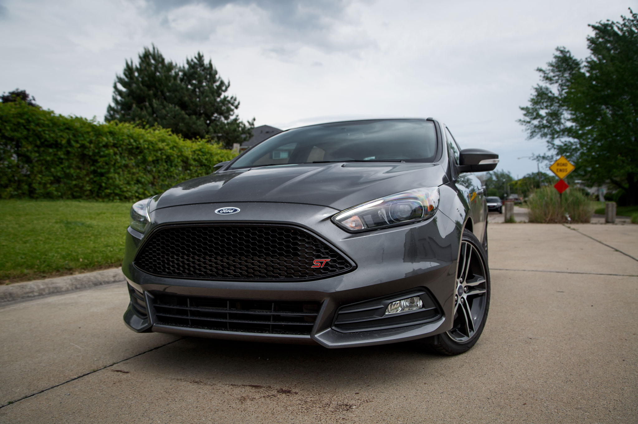 Focus St Performance Parts >> 2015 Ford Focus St With Ford Performance Parts Review