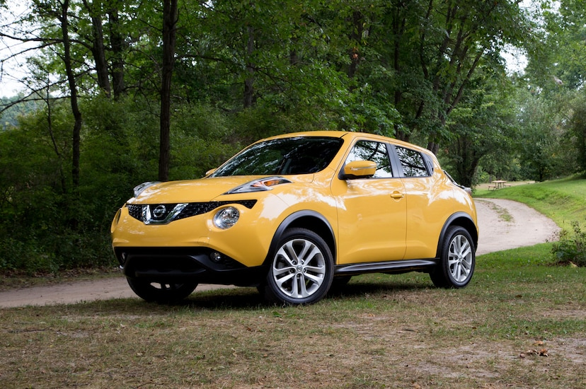 Subcompact Crossover Comparison: HR-V, Renegade, Juke, Soul, and CX-3