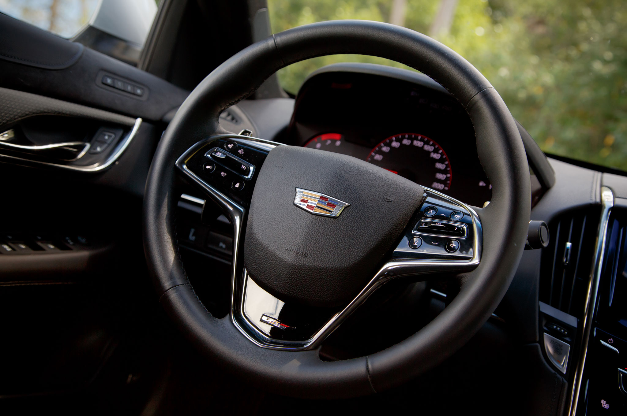 2017 Cadillac Ats V Sedan One Week Review Automobile Magazine