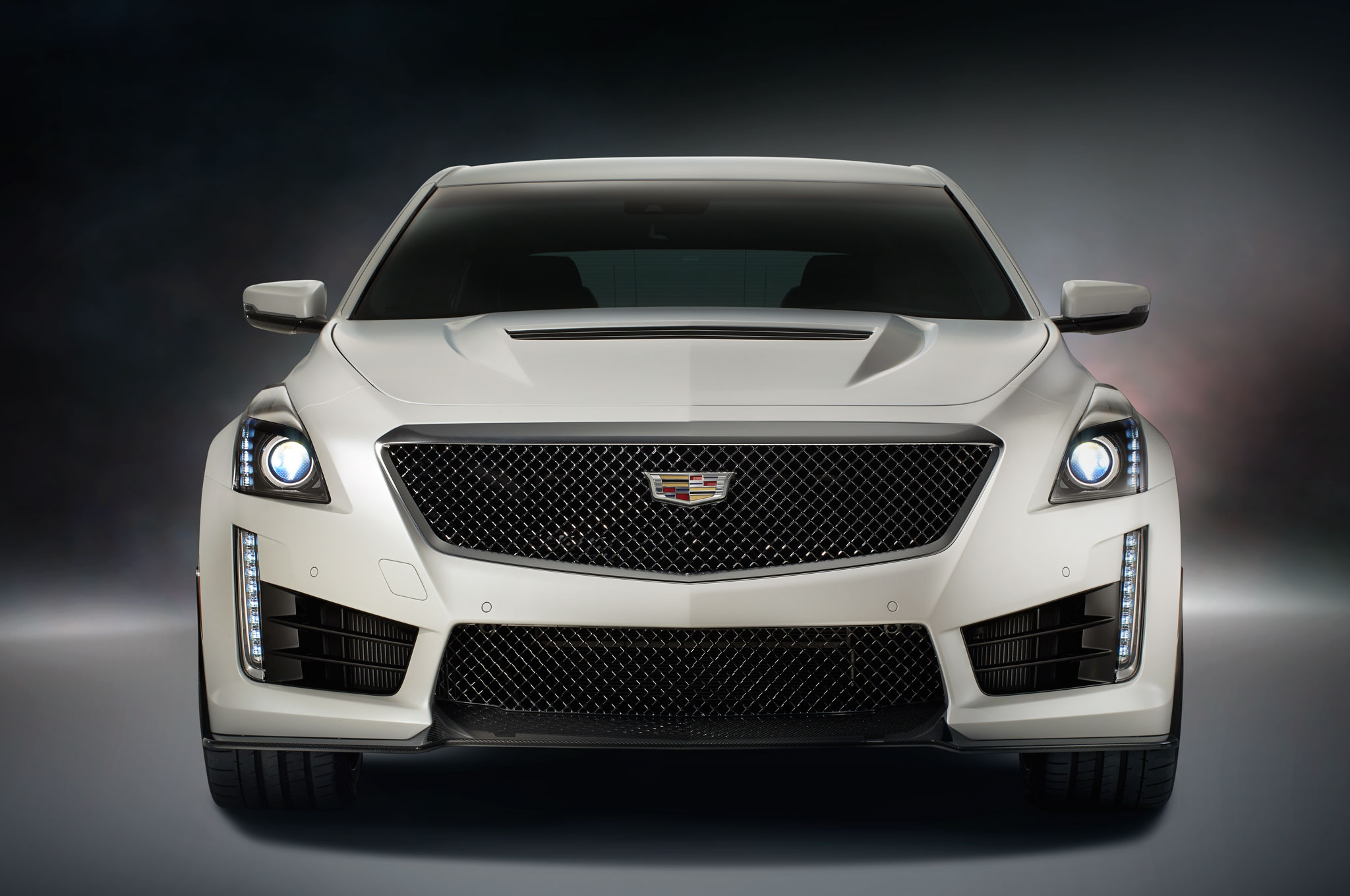 2016 Cadillac Ats V Cts V Add Limited Crystal White Frost Editions