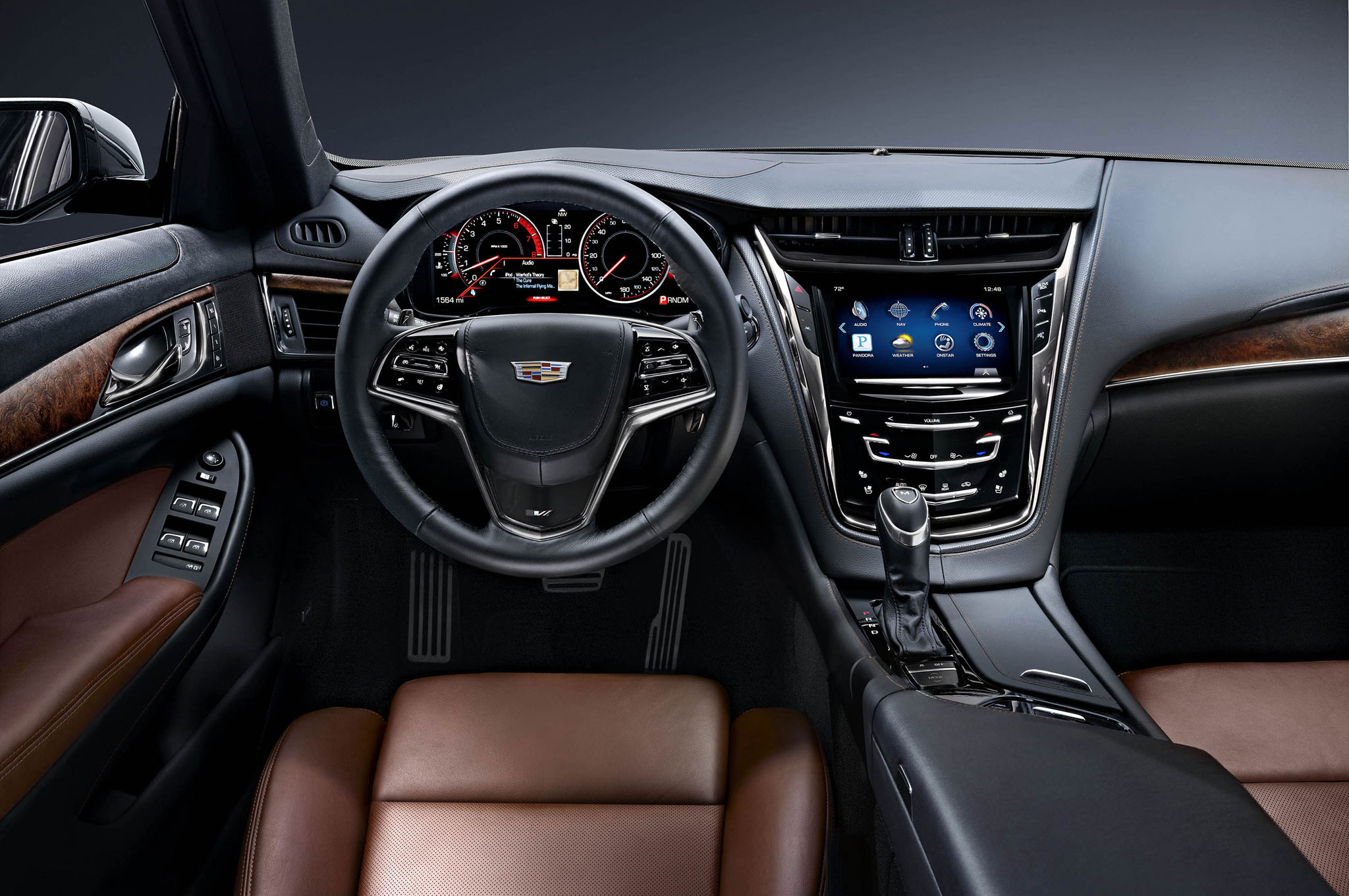 2016 Cadillac Cts Ats Add New V 6 8 Speed Auto Engine Start Stop