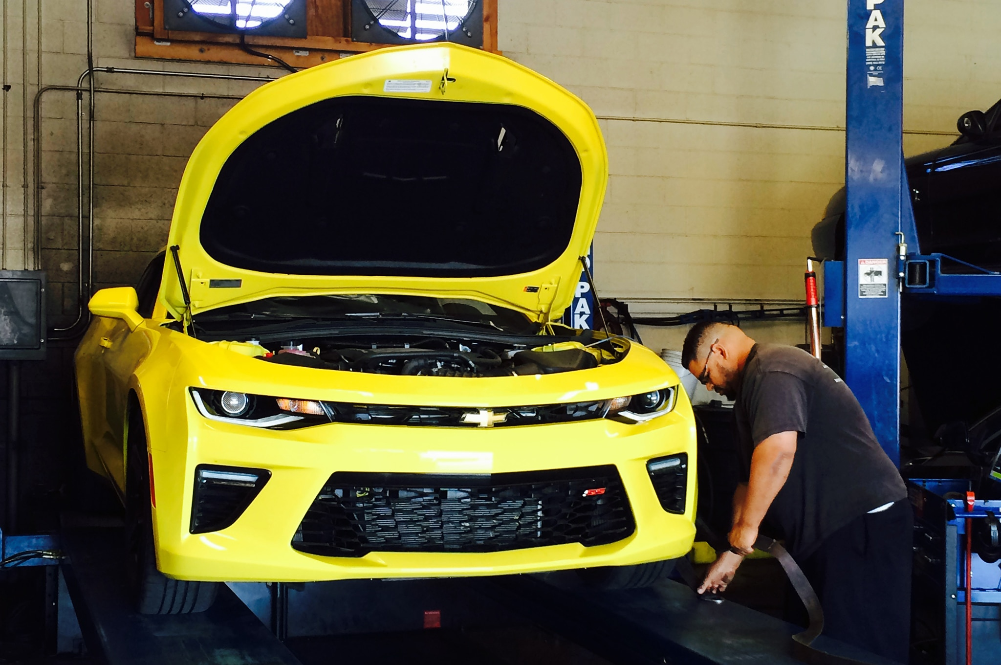 4f6907ac515f Dyno Tested  2016 Chevrolet Camaro SS Makes 405 HP at the Wheels
