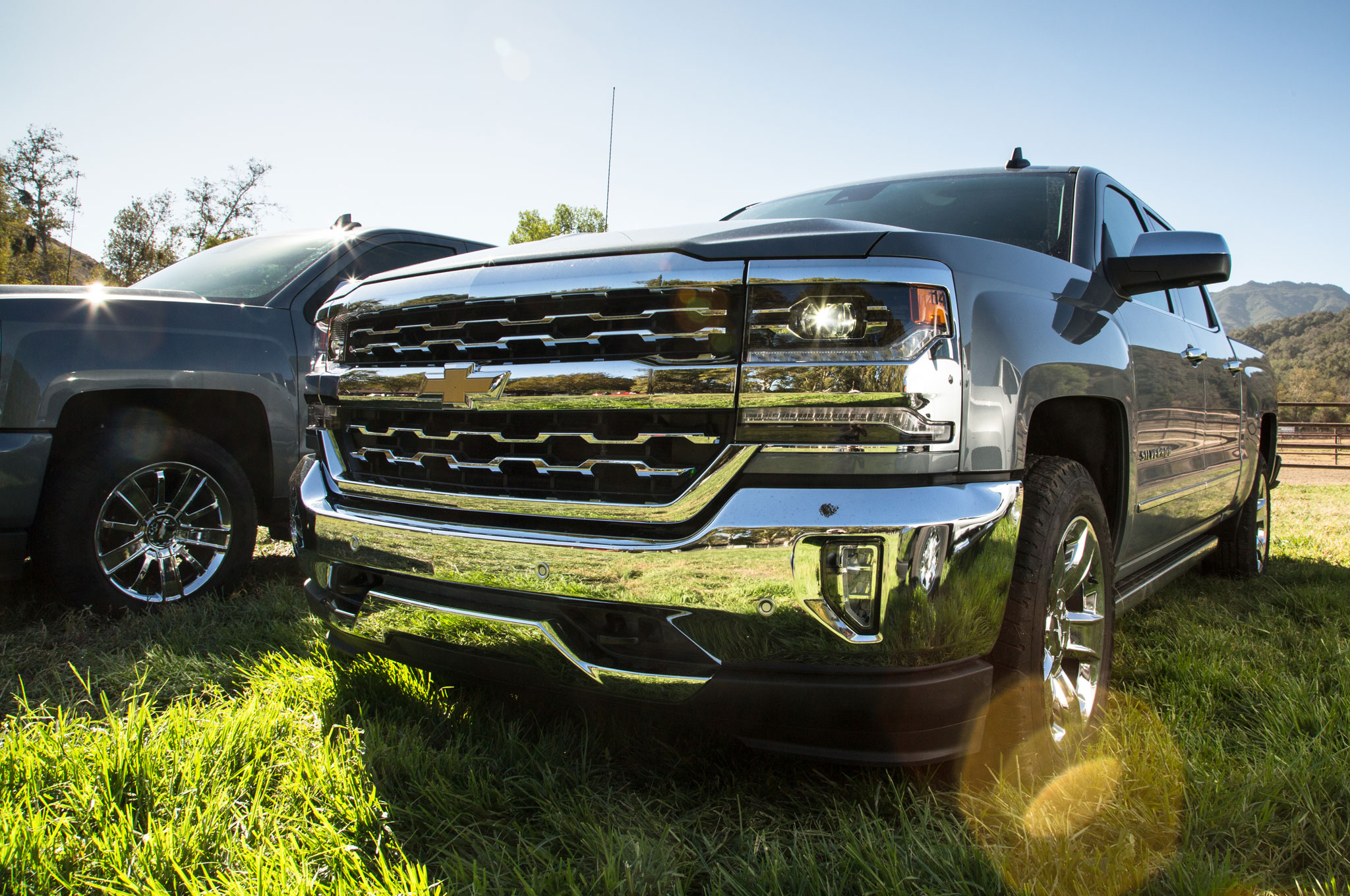 2018 Chevy Silverado >> Top 5 Features of the 2016 Chevrolet Silverado