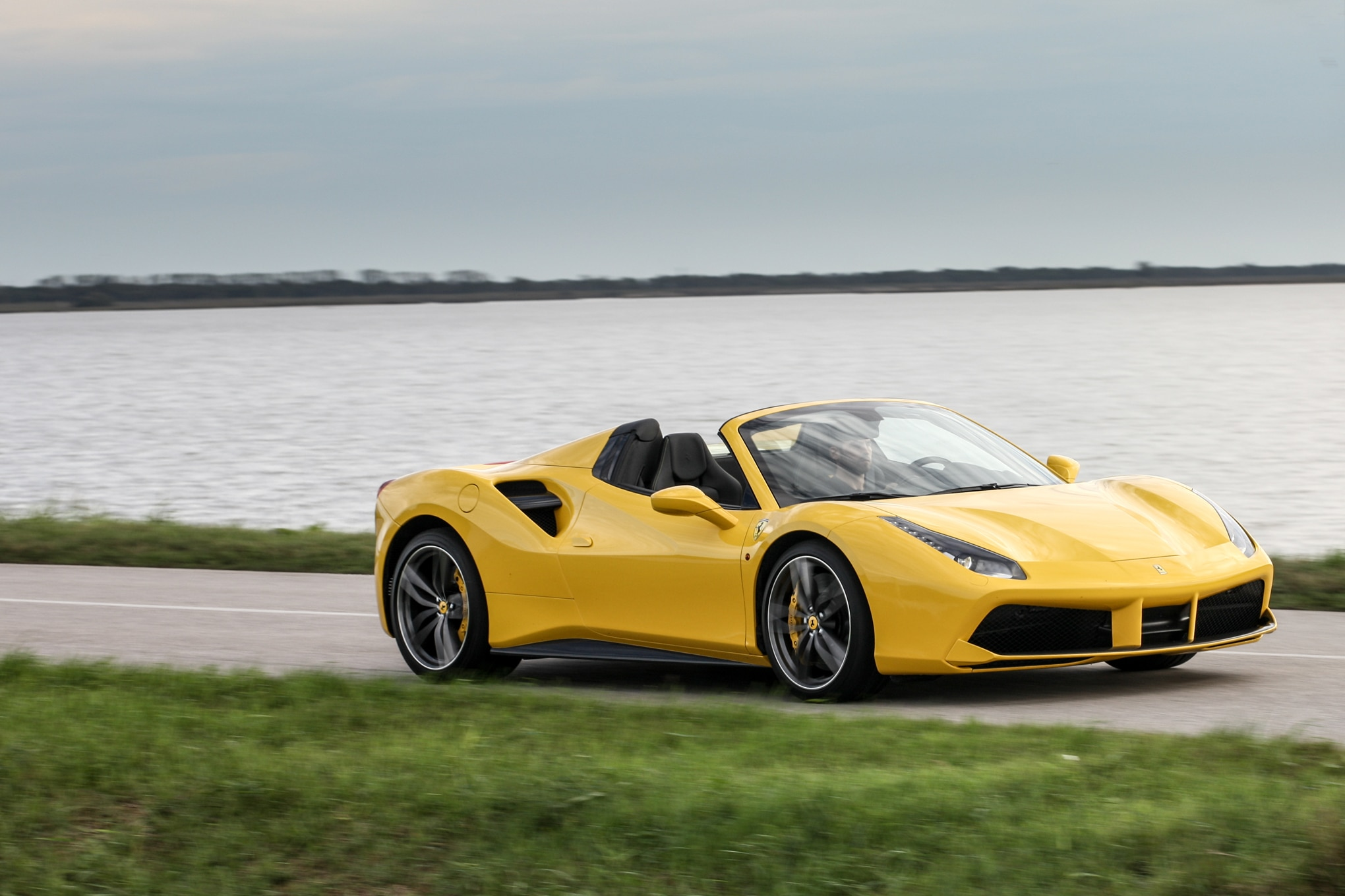 2016 ferrari 488 spider review. Black Bedroom Furniture Sets. Home Design Ideas