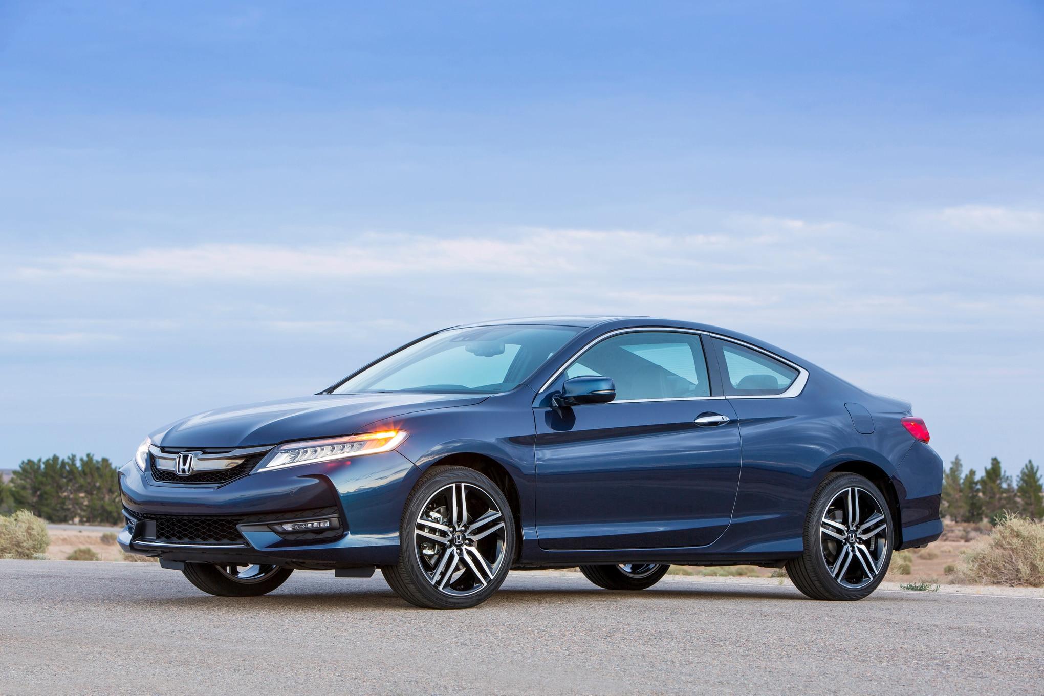 2016 Honda Accord Named IIHS Top Safety Pick+