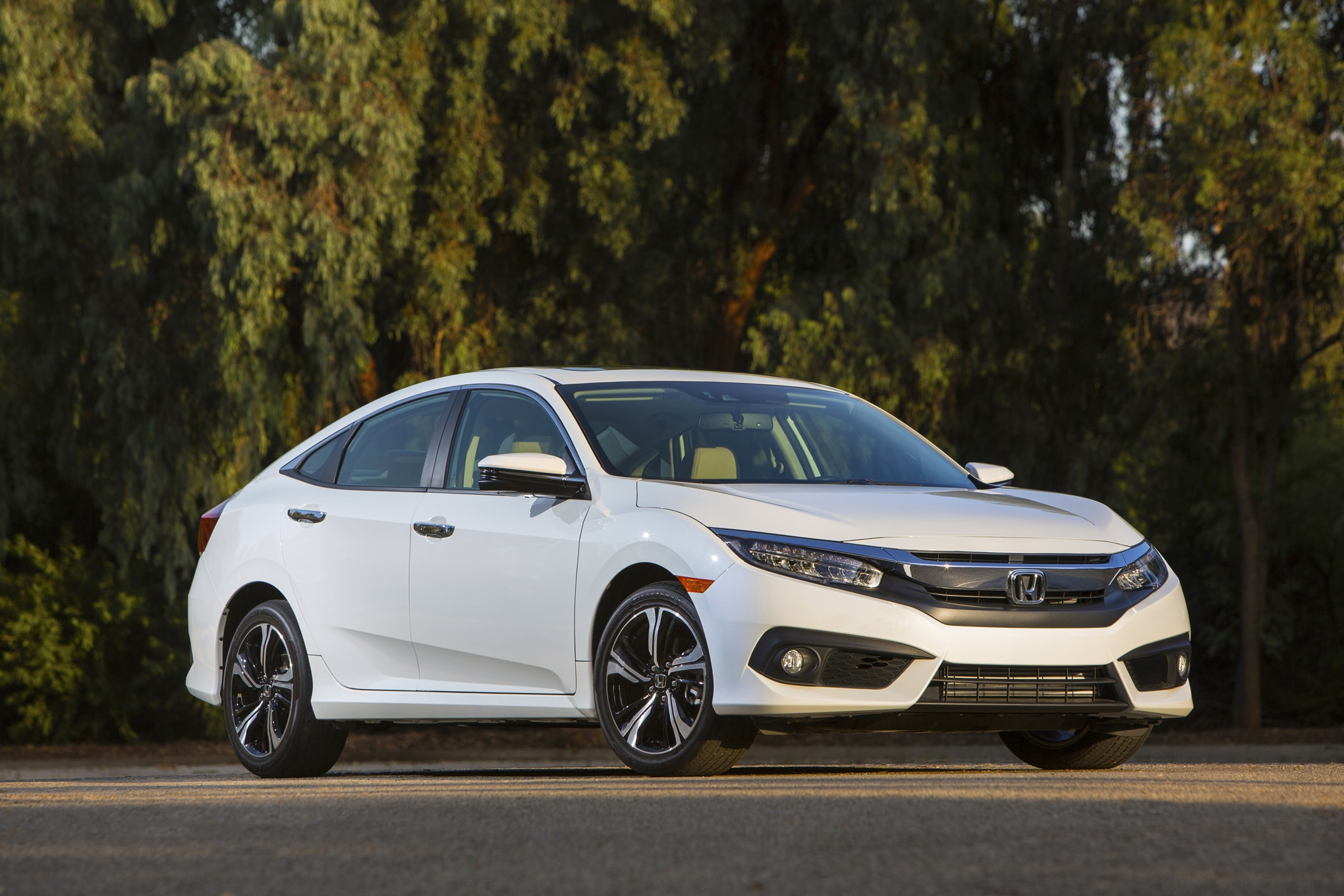 2016 Honda Civic Sedan Review