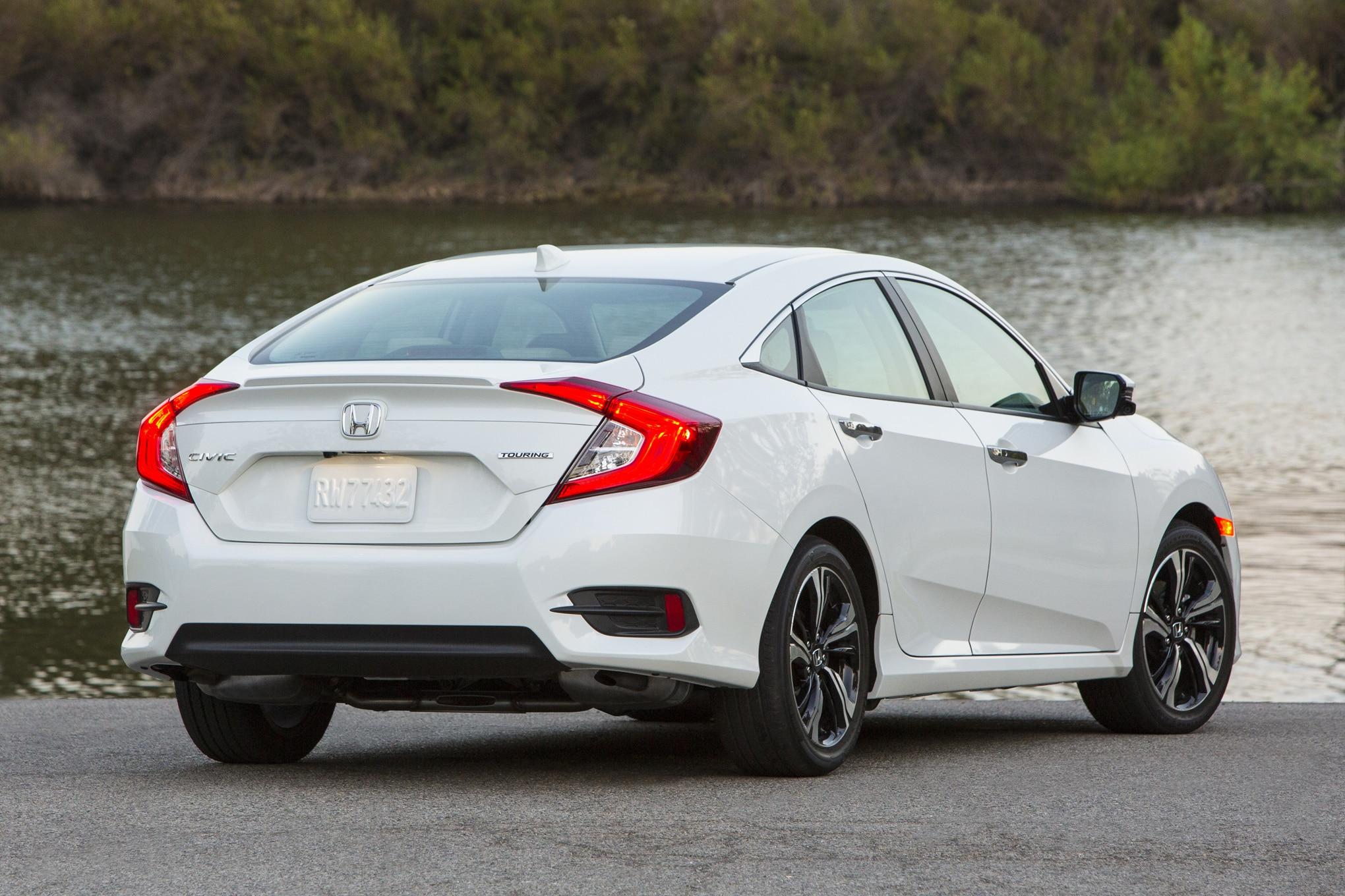 2016 Honda Civic Sedan Review