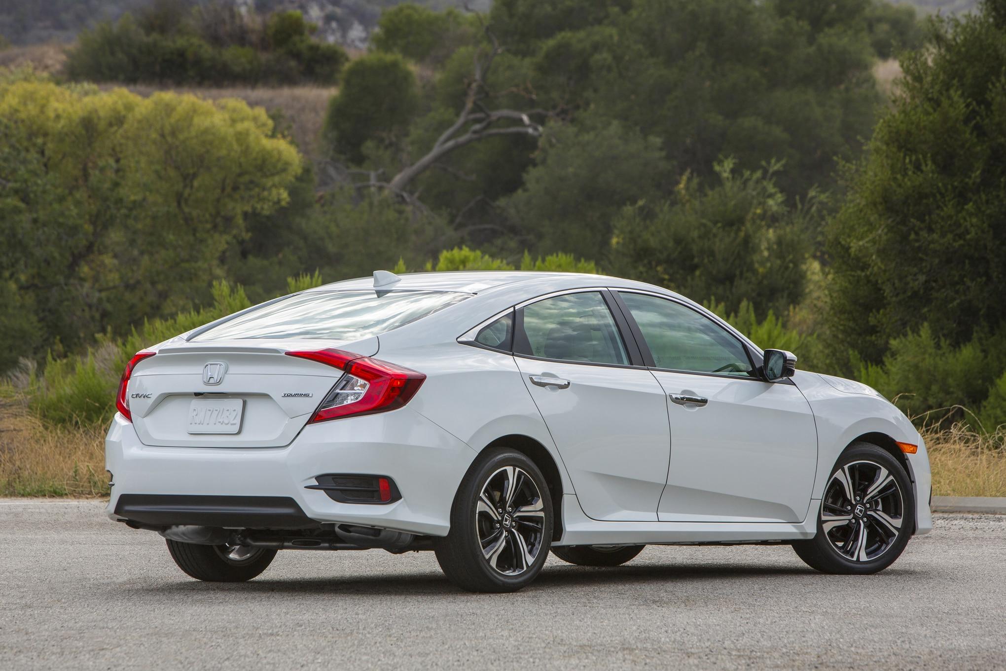 honda civic sedan pricing  epa numbers announced