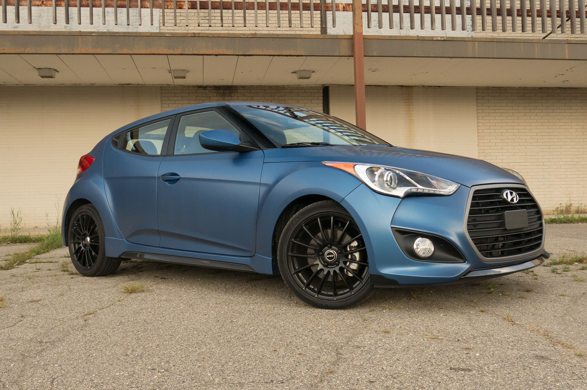 2016 Hyundai Veloster Turbo Rally Edition Review